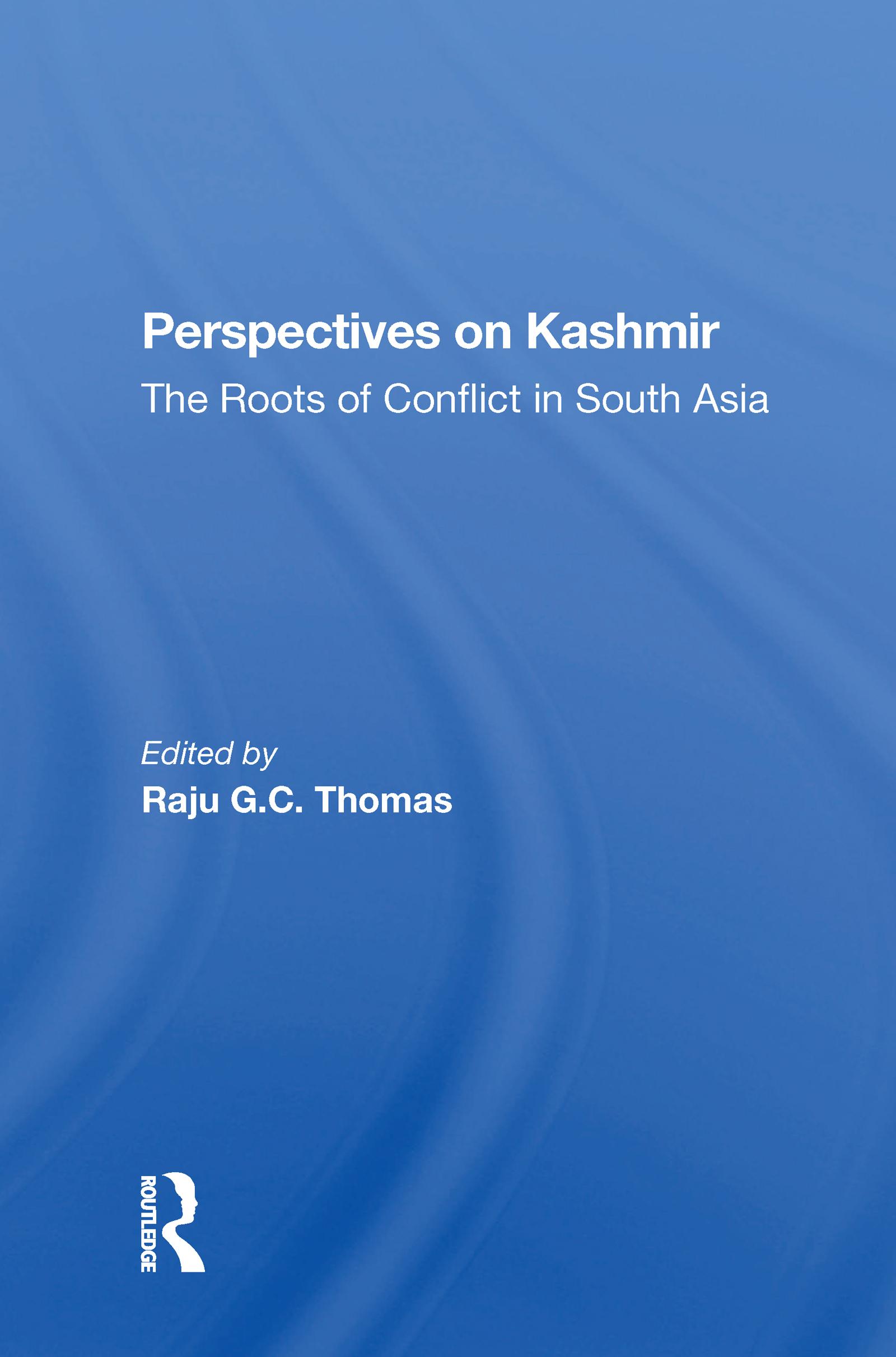 Perspectives On Kashmir