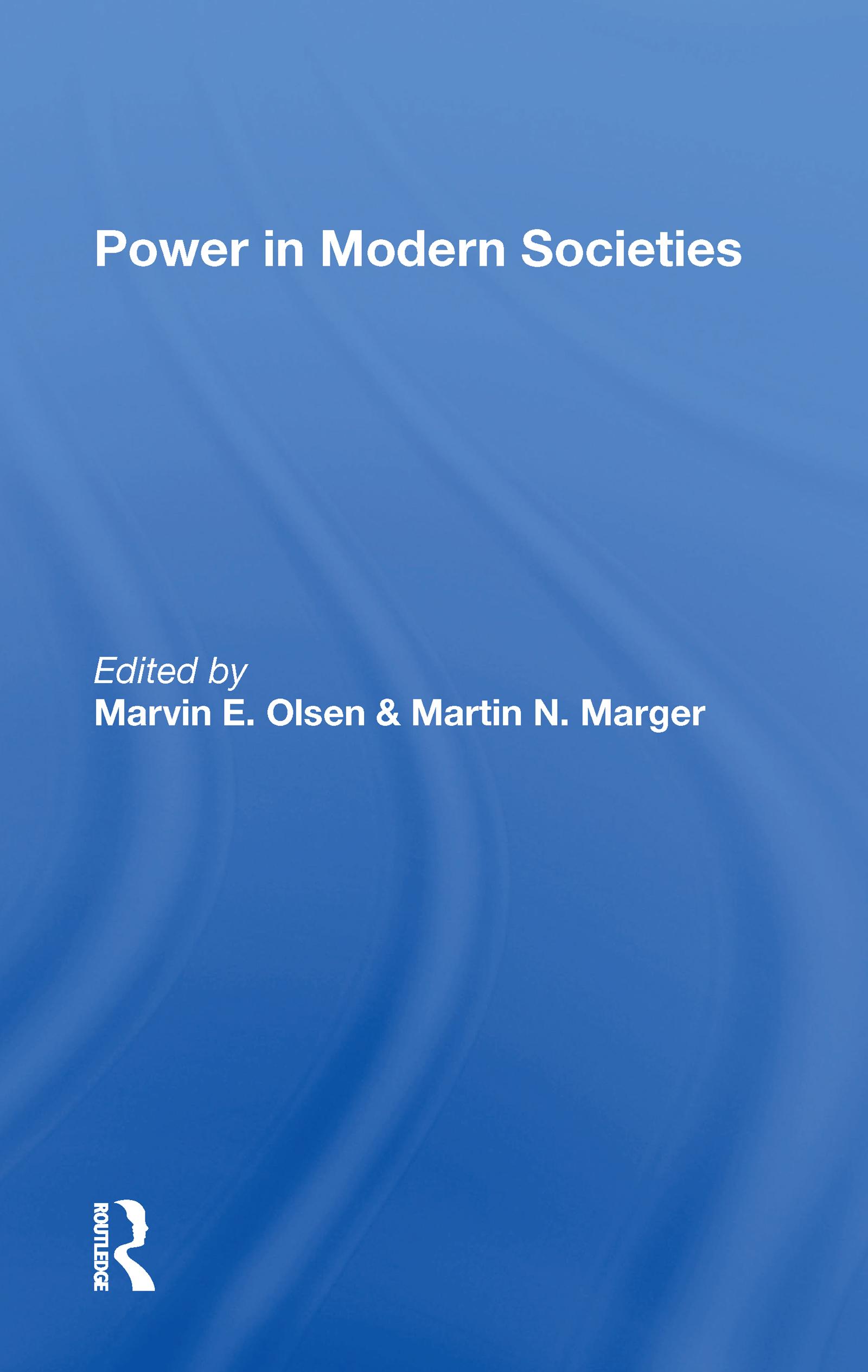 Power In Modern Societies