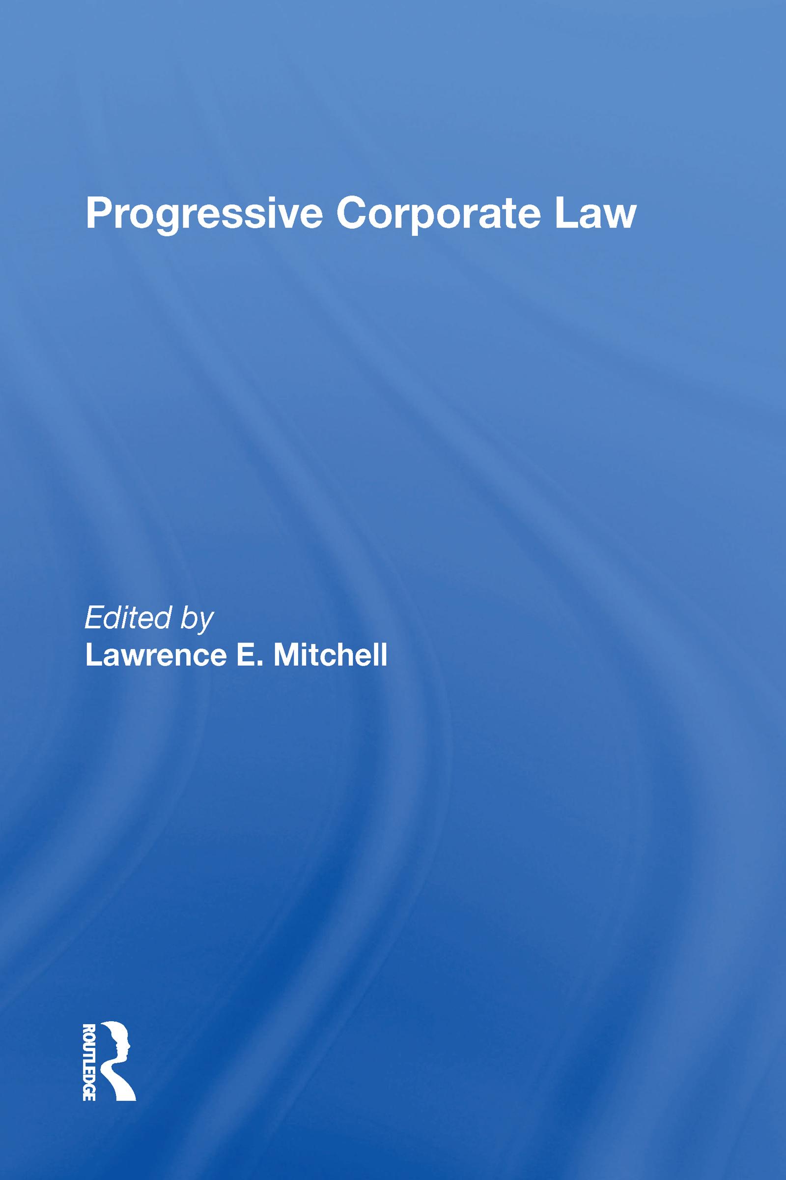 Progressive Corporate Law