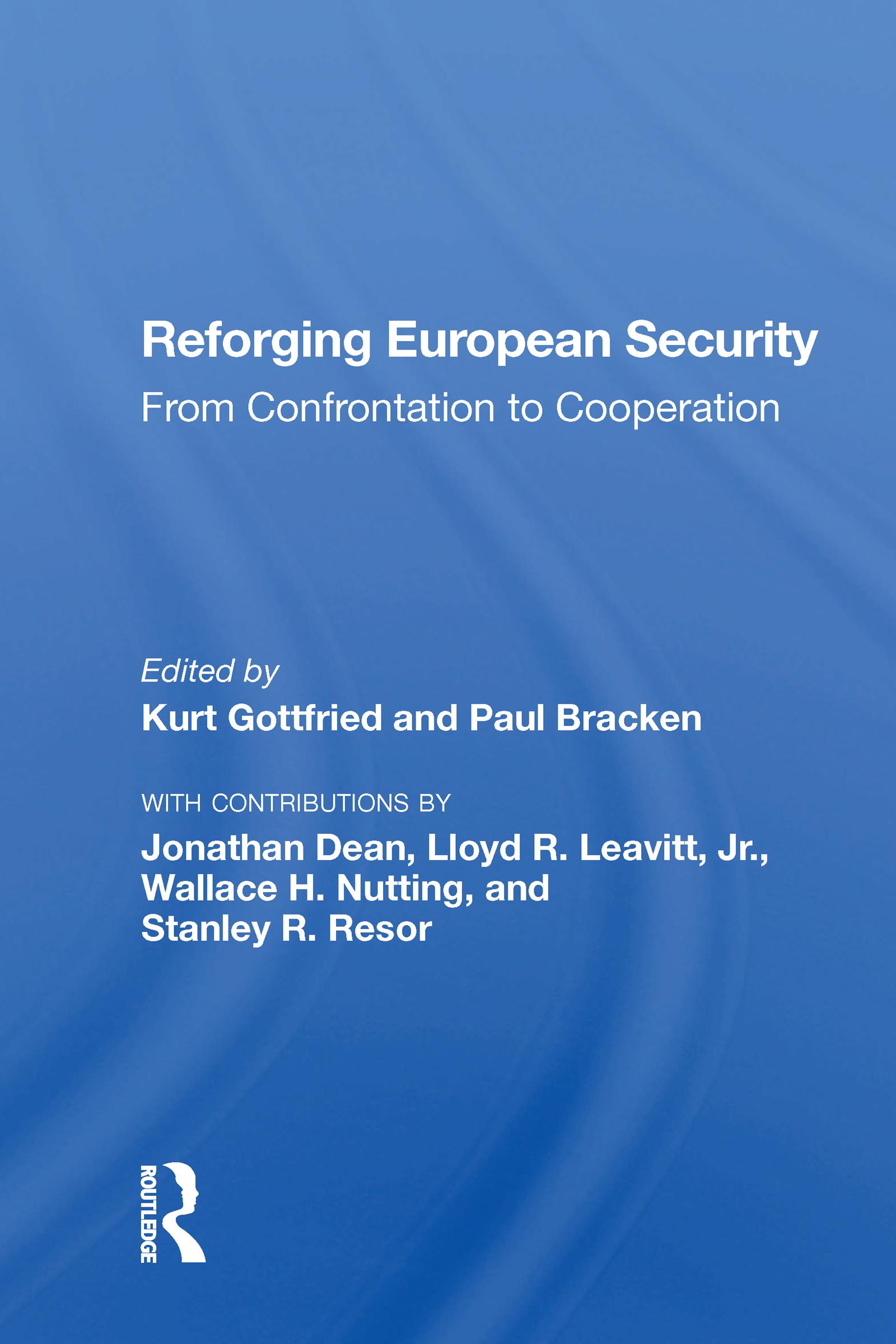 Reforging European Security