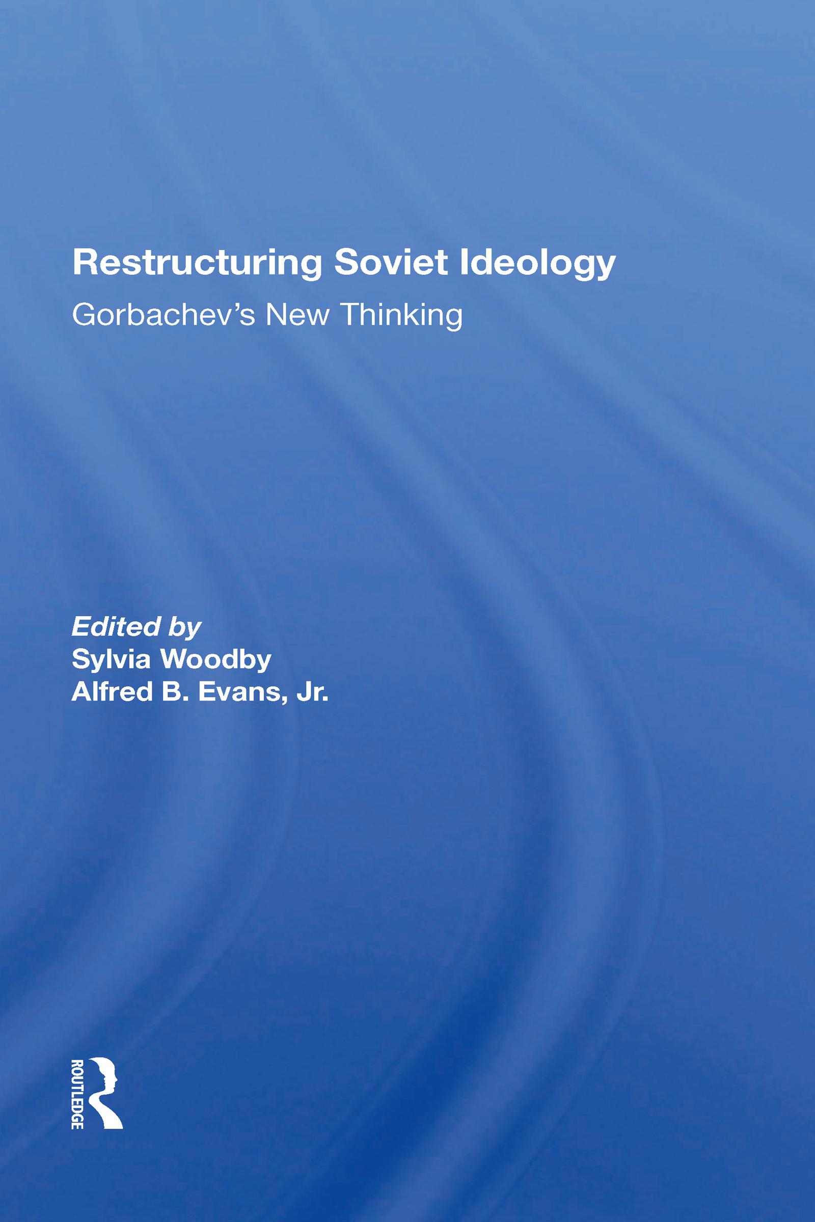 Restructuring Soviet Ideology