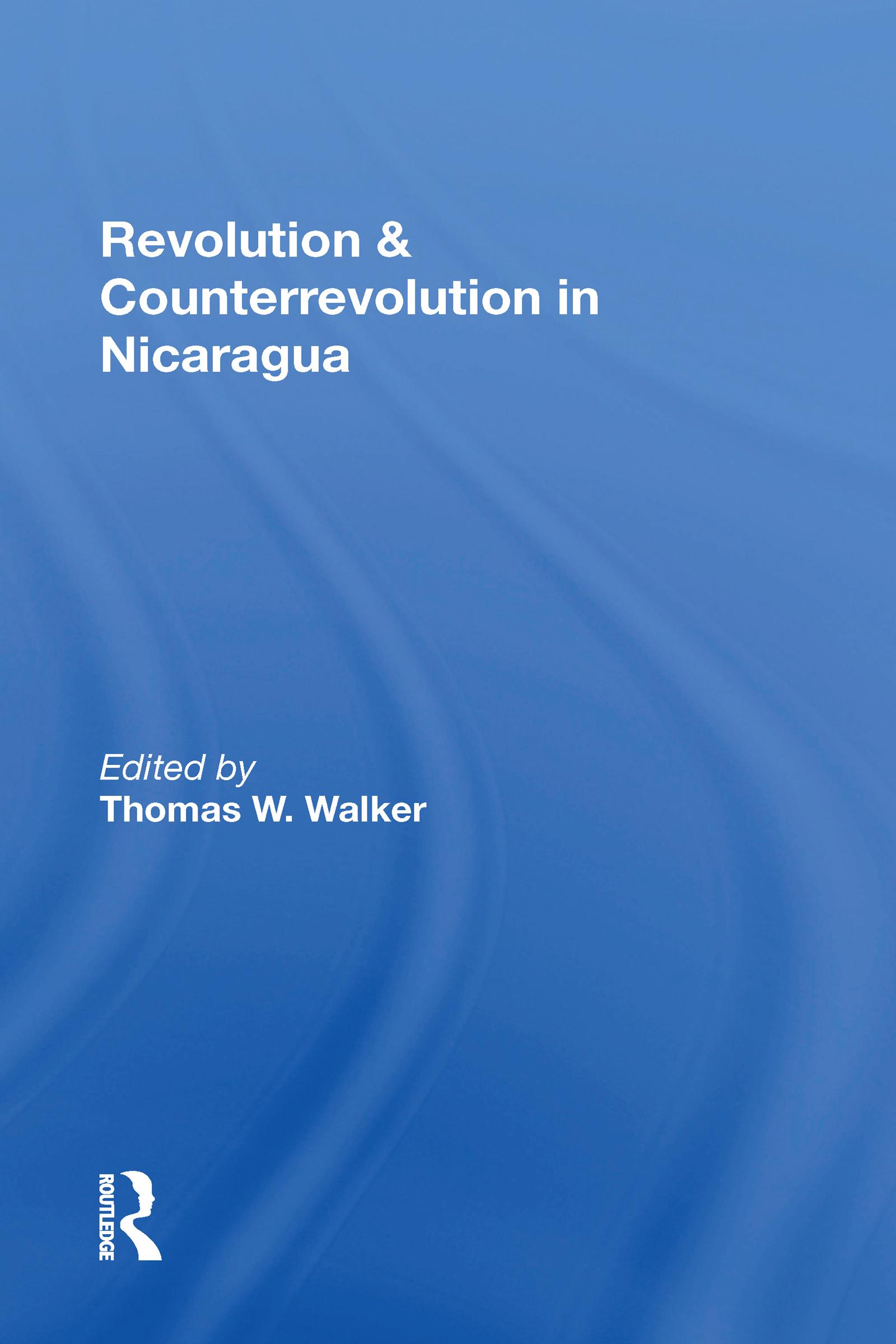 Revolution And Counterrevolution In Nicaragua