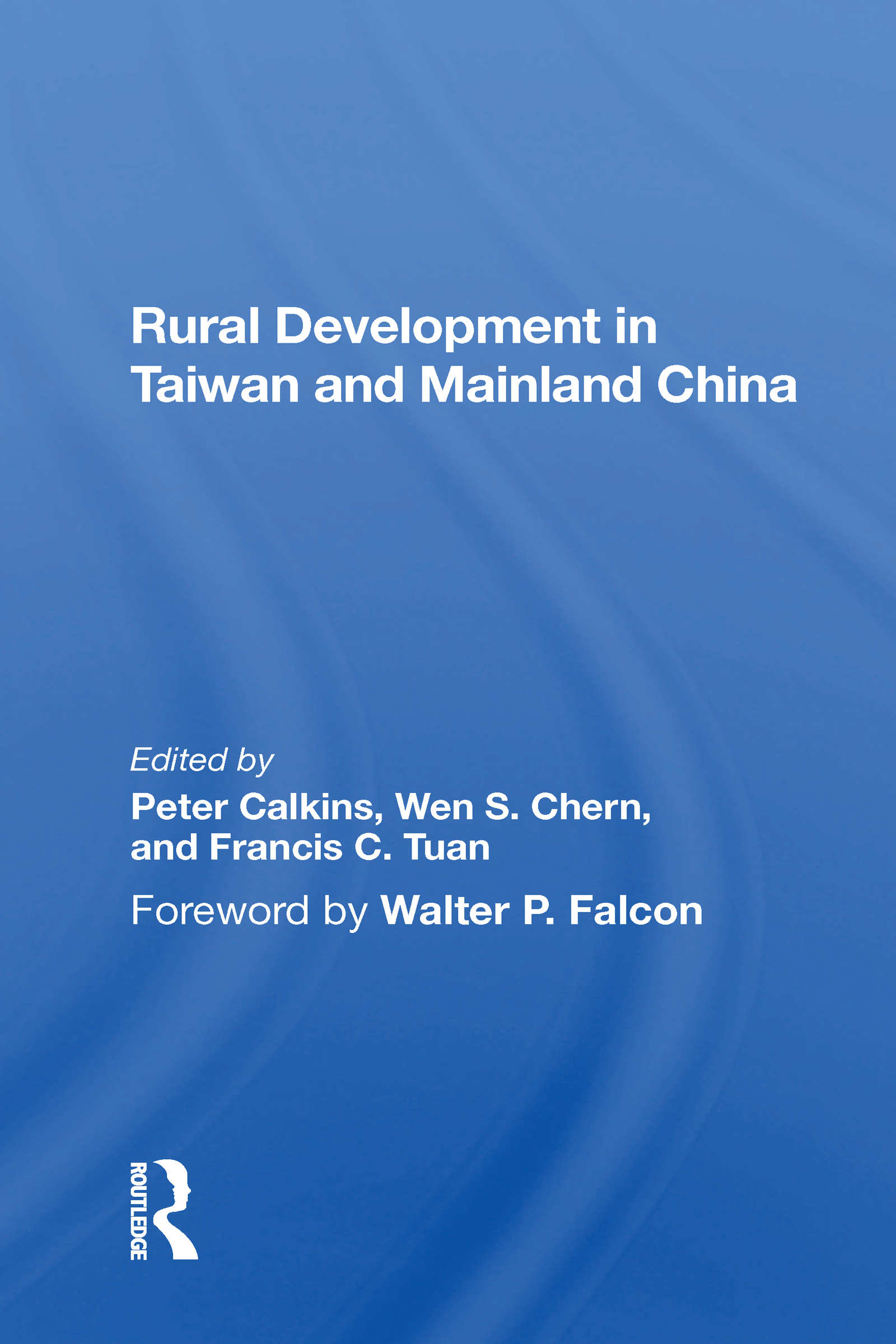 Rural Development In Taiwan And Mainland China