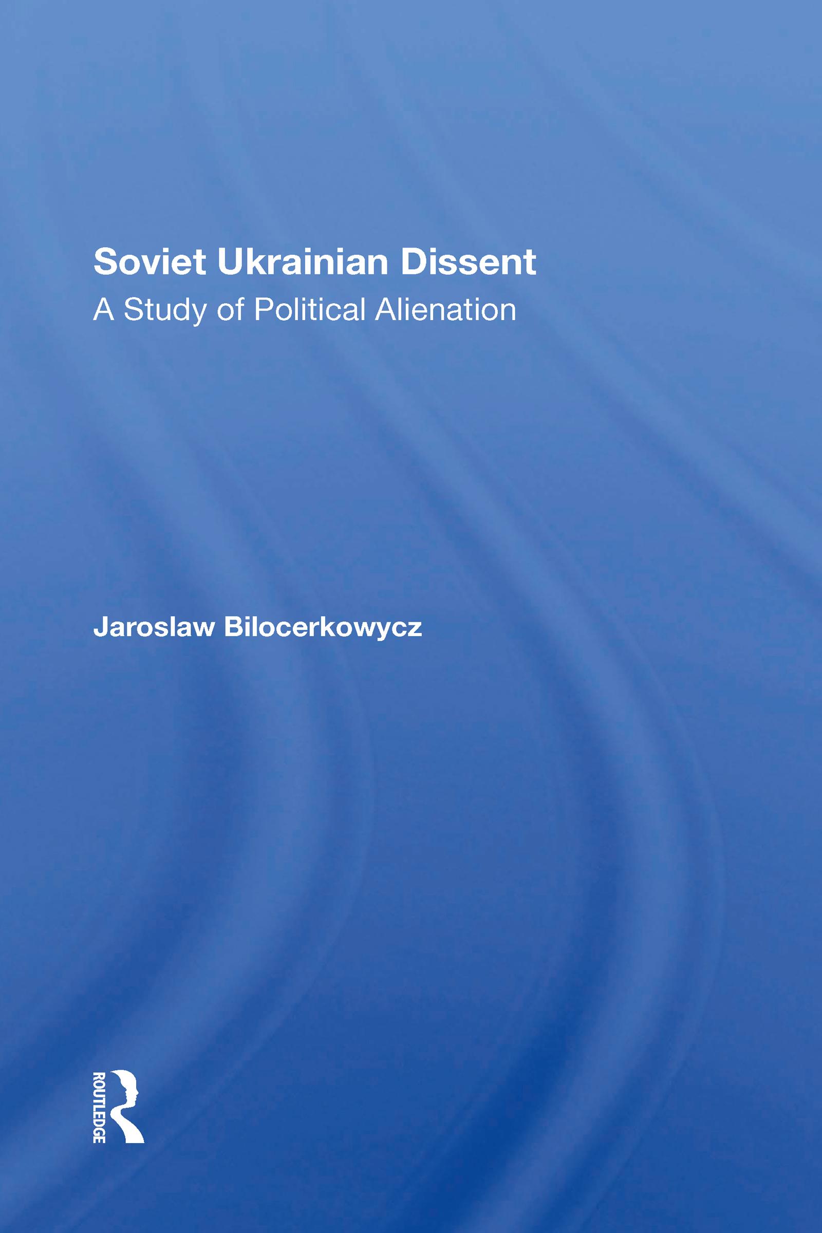 Soviet Ukrainian Dissent