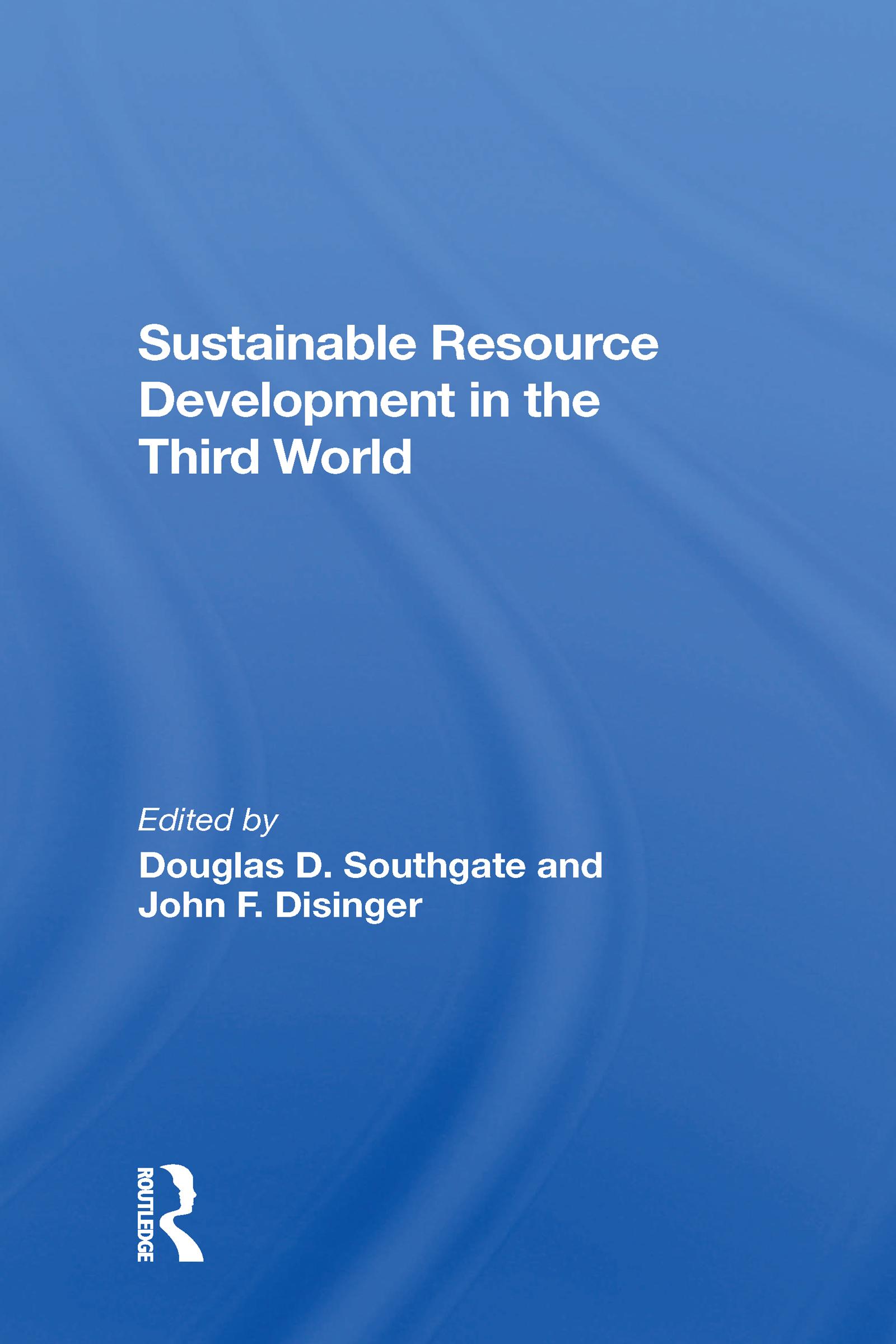 Sustainable Resource Development In The Third World