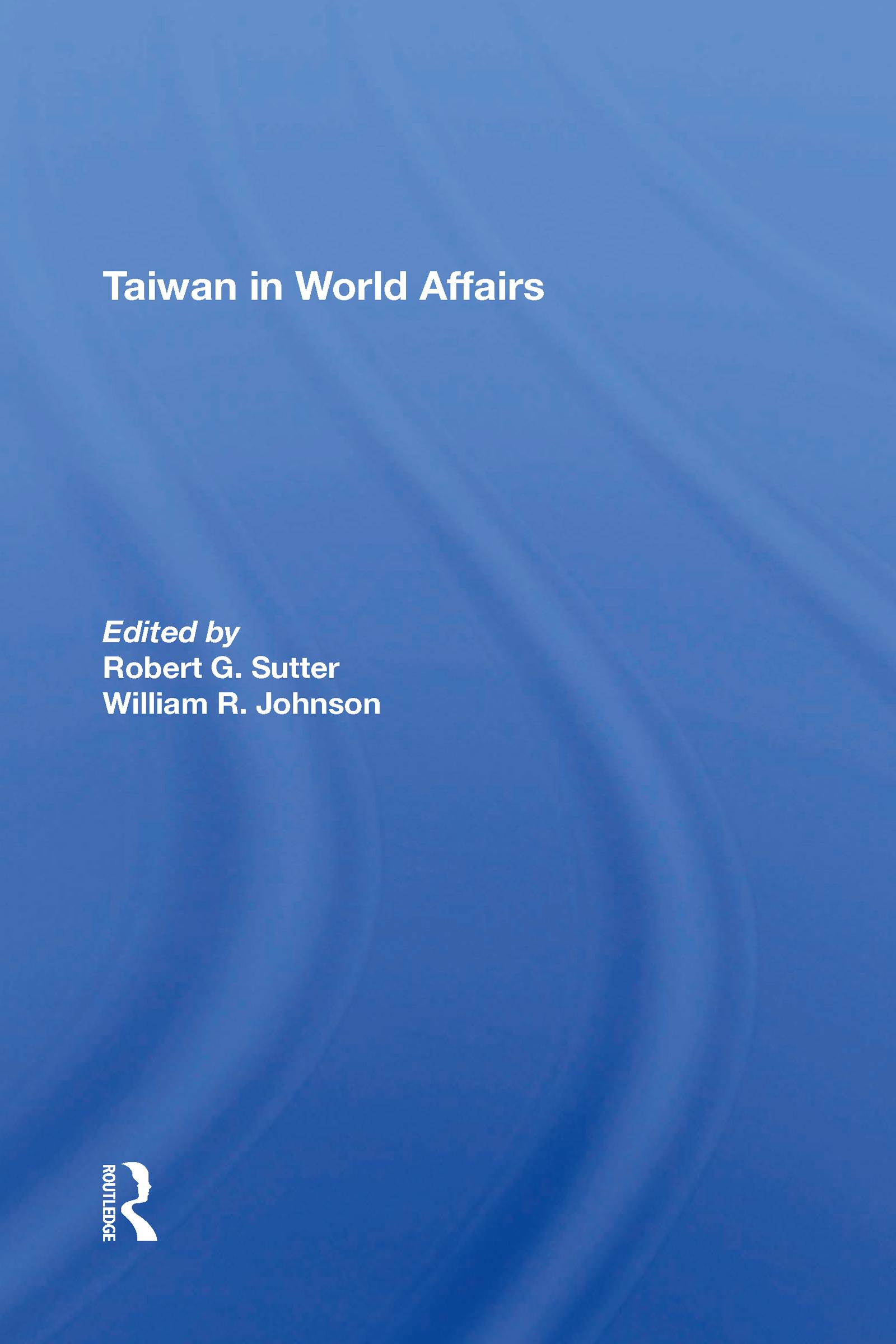 Taiwan In World Affairs