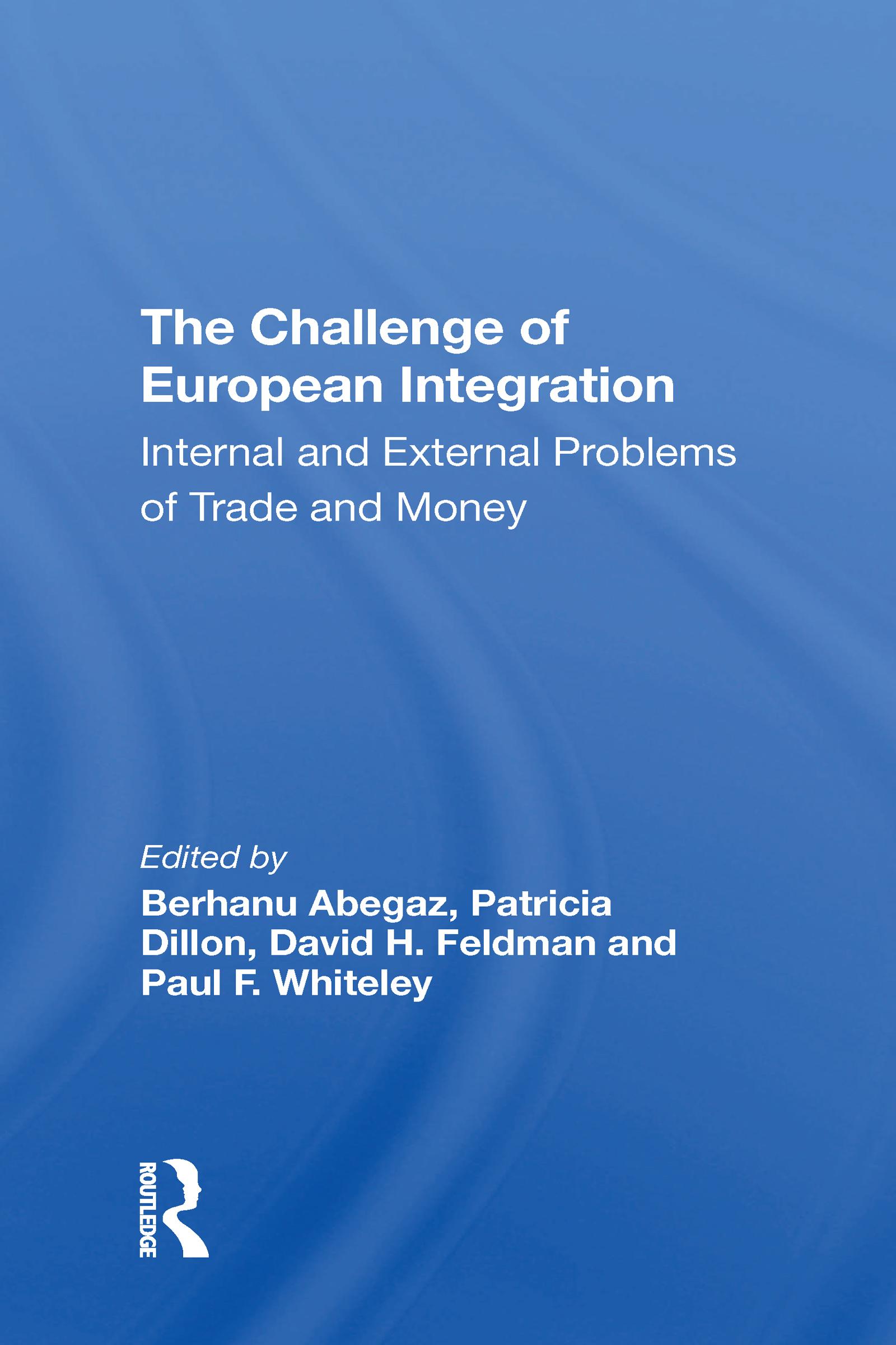 The Challenge Of European Integration
