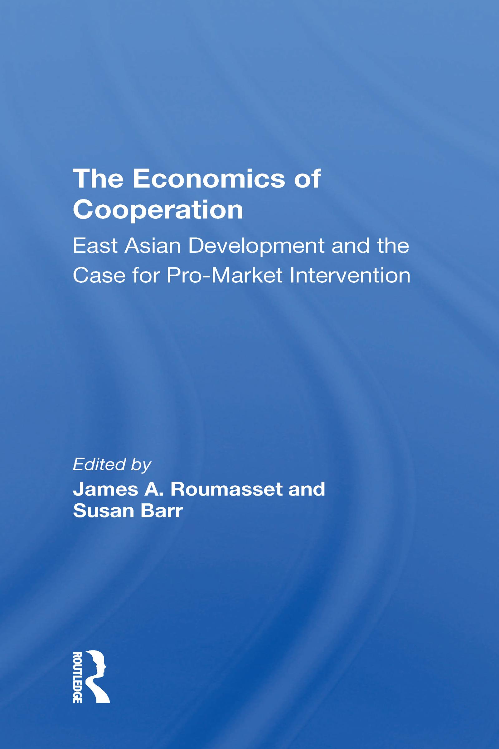 The Economics Of Cooperation