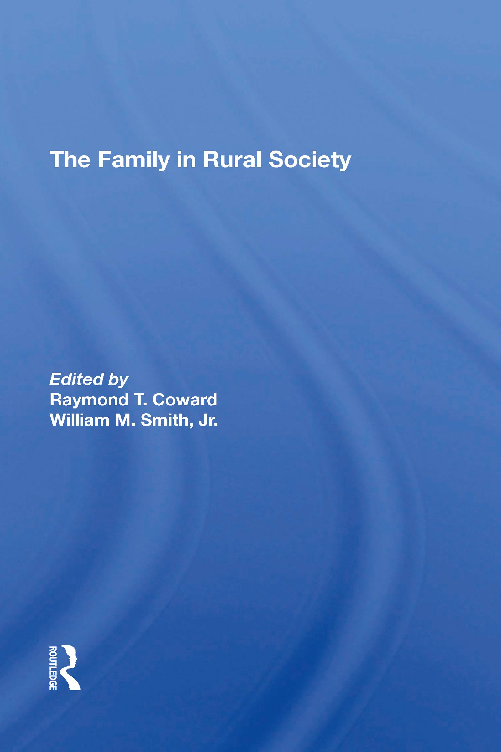 The Family In Rural Society