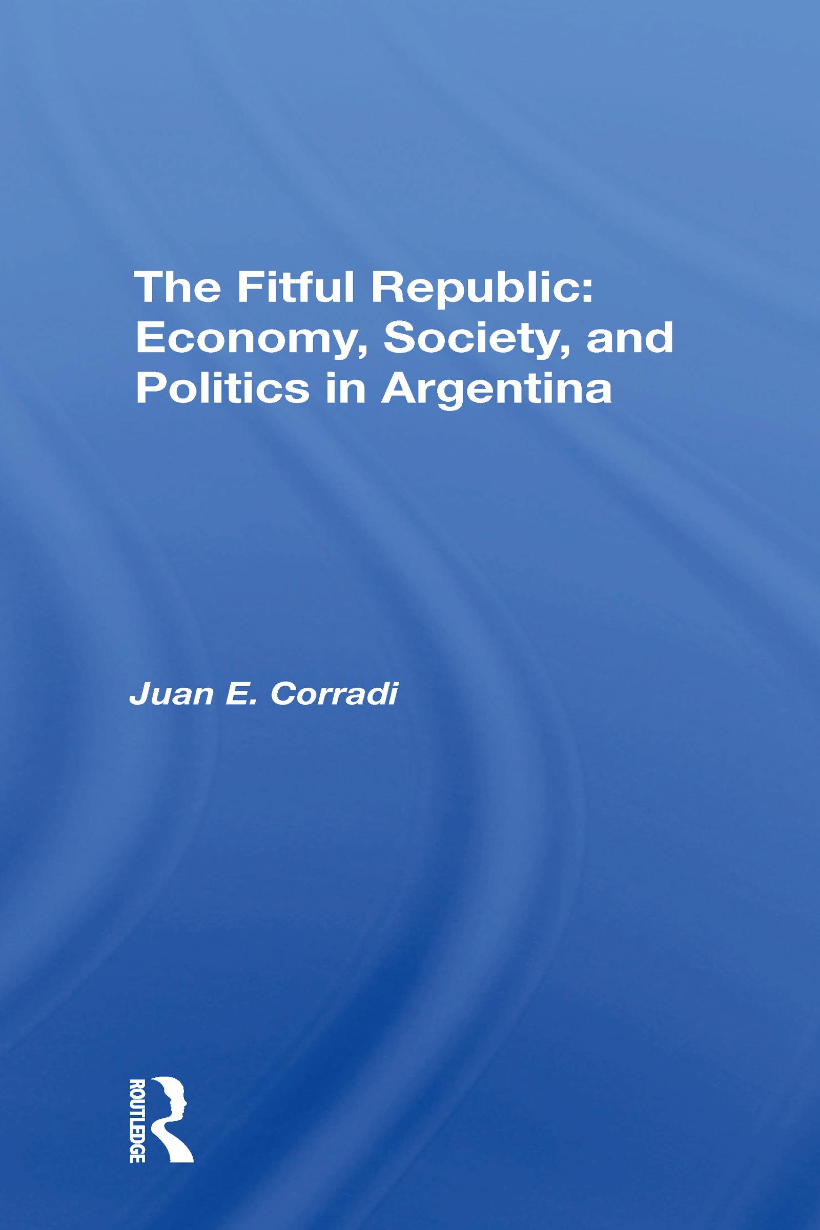 The Fitful Republic