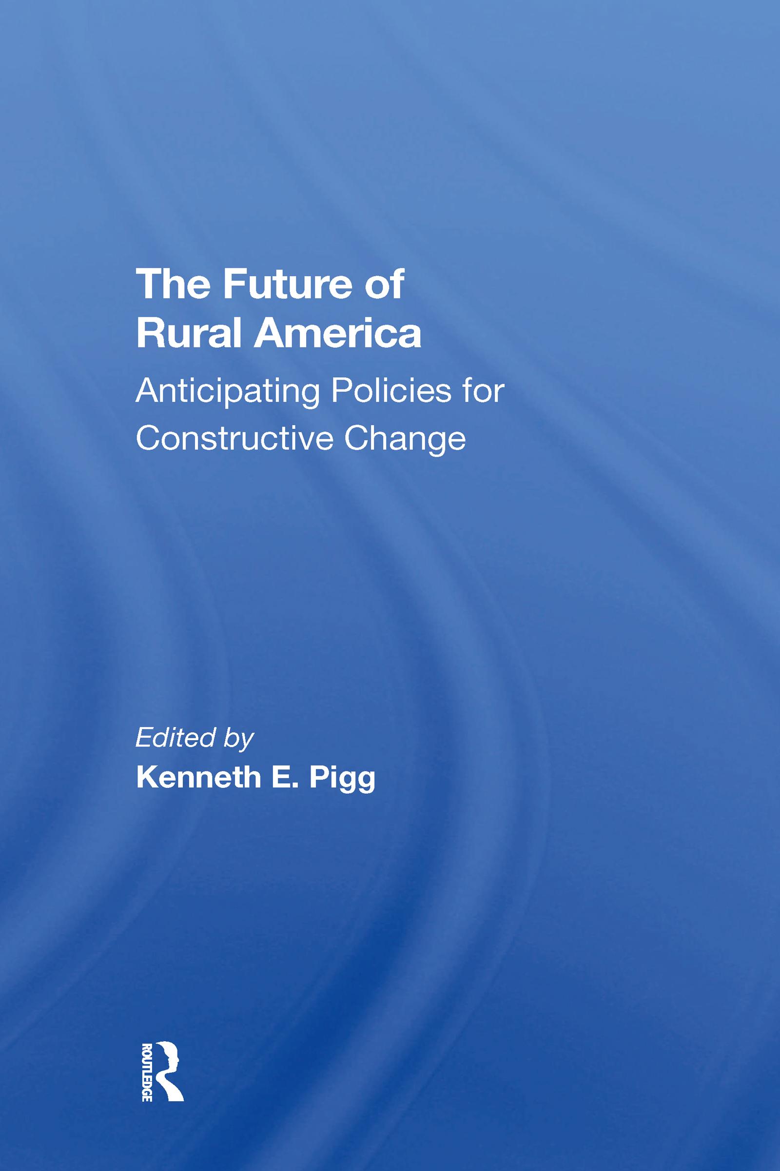The Future Of Rural America