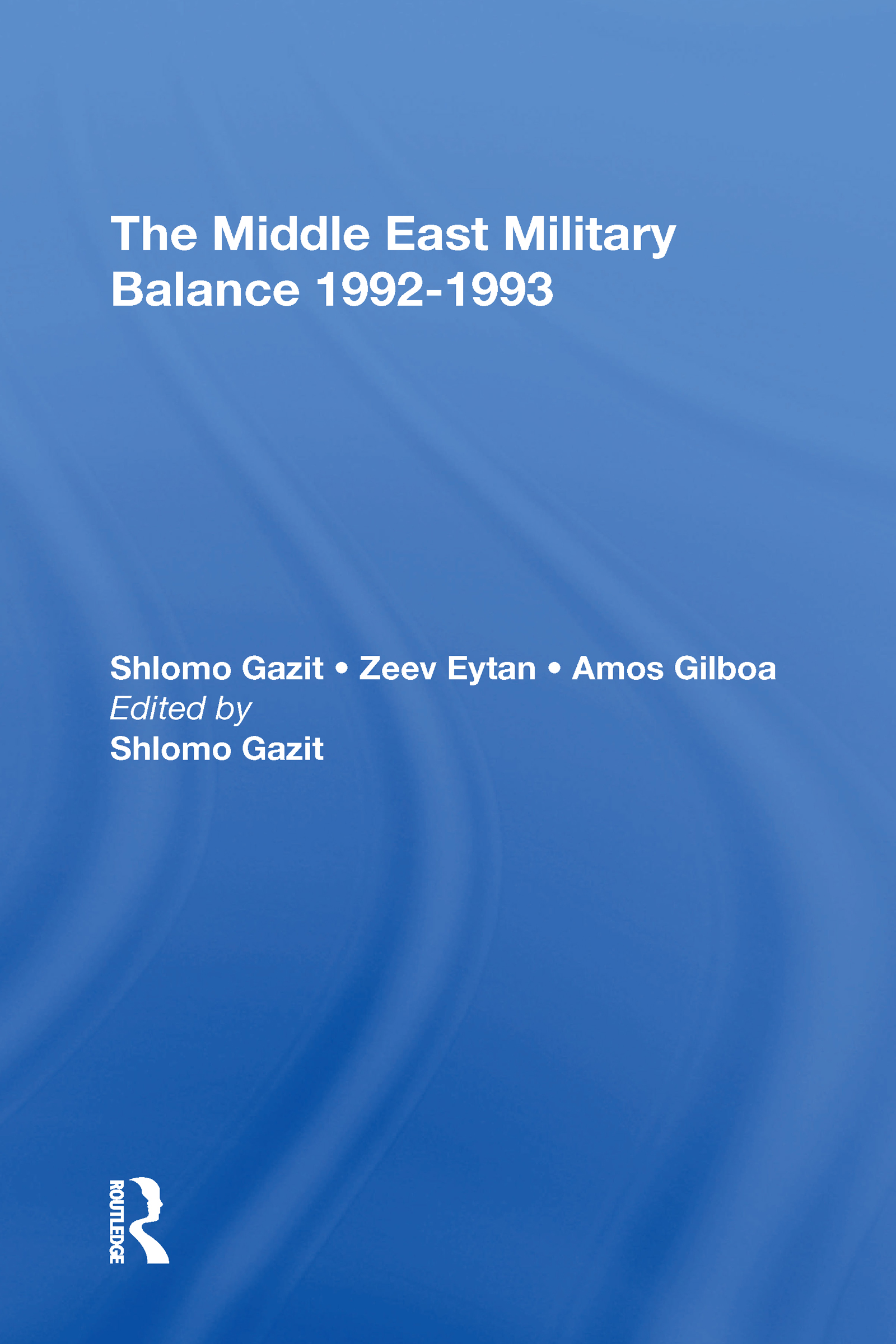 The Middle East Military Balance 1992-1993