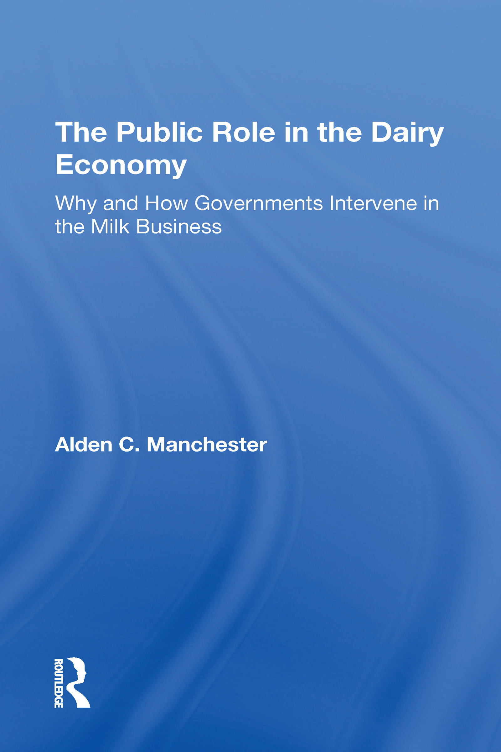 The Public Role In The Dairy Economy