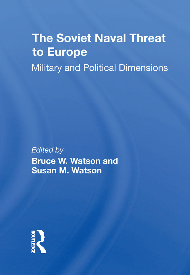 The Soviet Naval Threat To Europe
