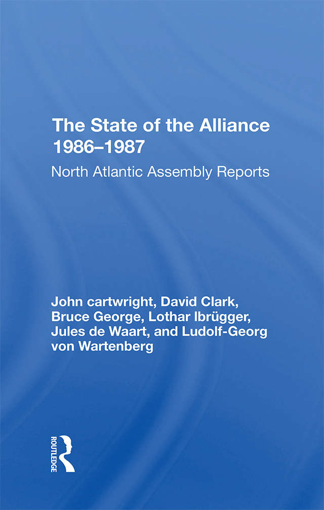 The State of the Alliance 1986–1987