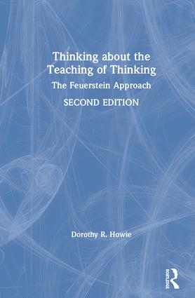 Thinking about the Teaching of Thinking: The Feuerstein Approach book cover