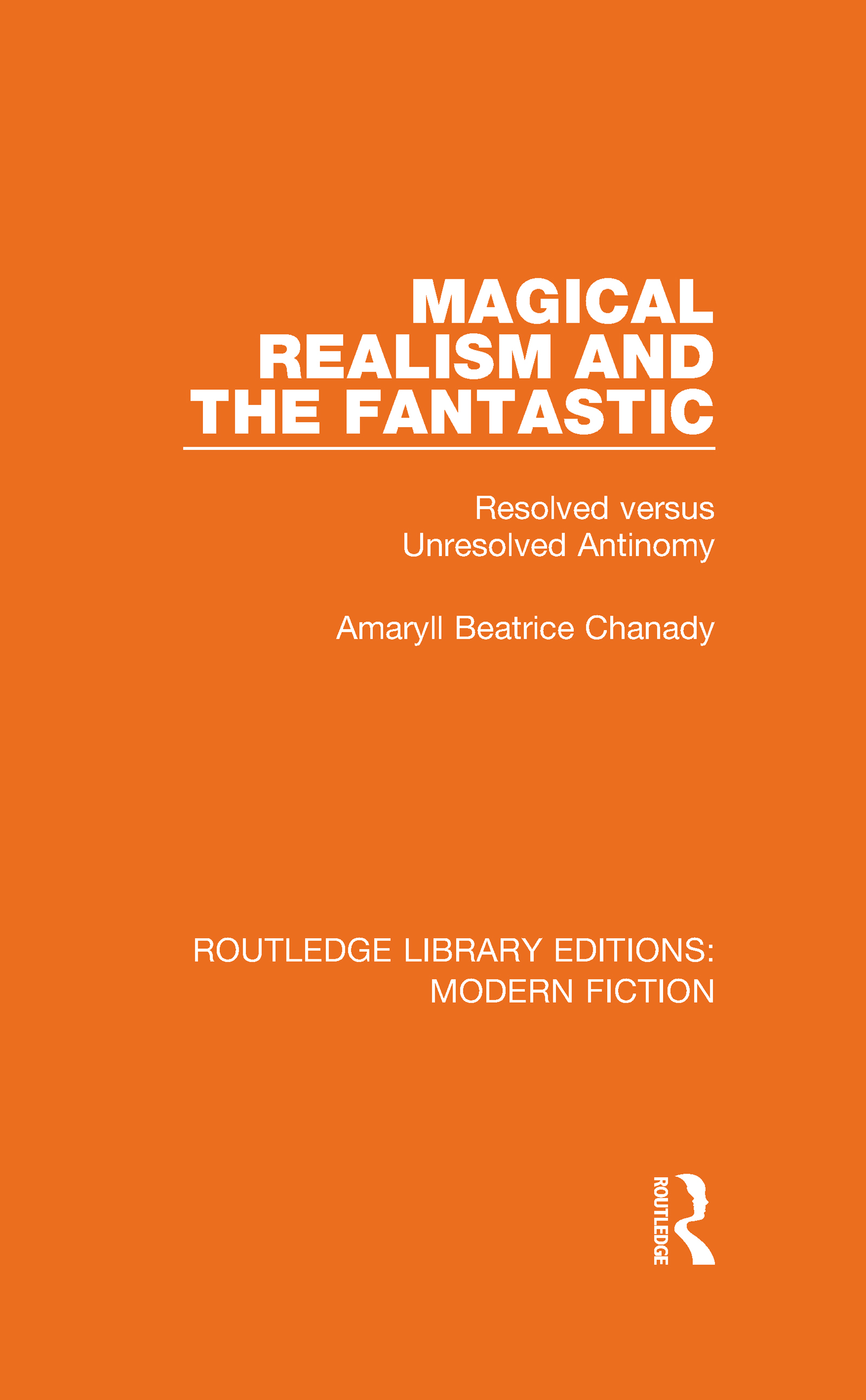 Magical Realism and the Fantastic