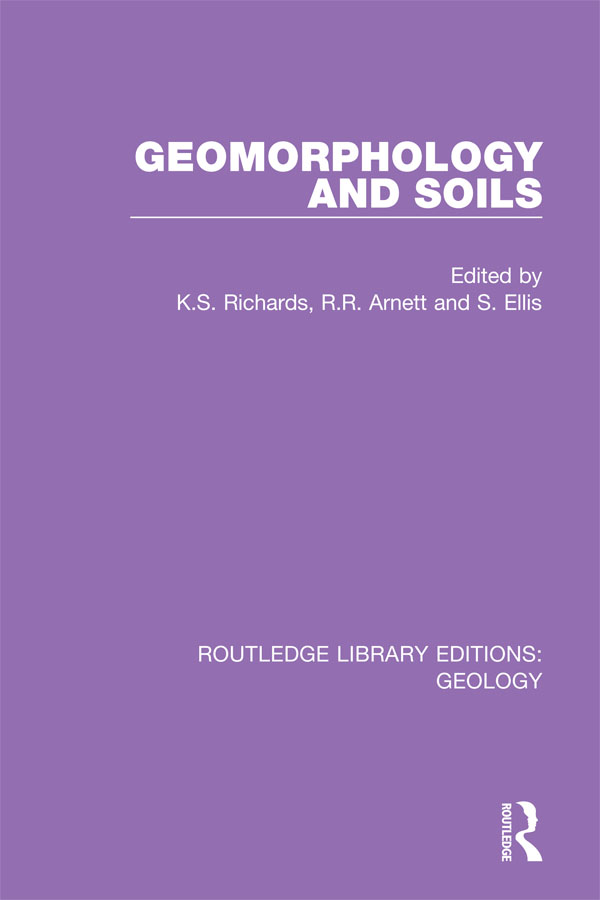Geomorphology and Soils