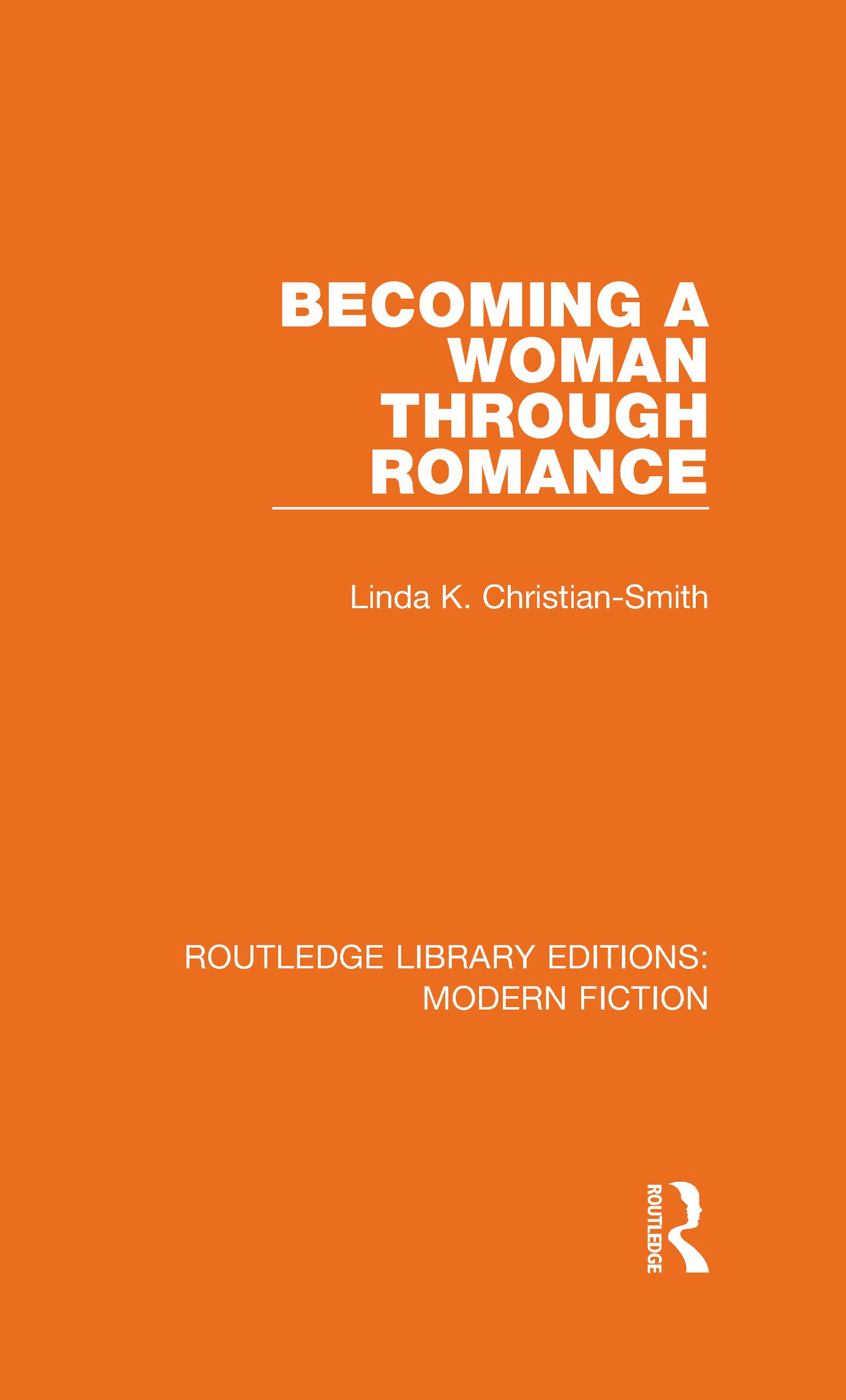 Becoming a Woman Through Romance
