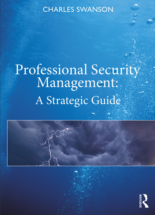 Professional Security Management