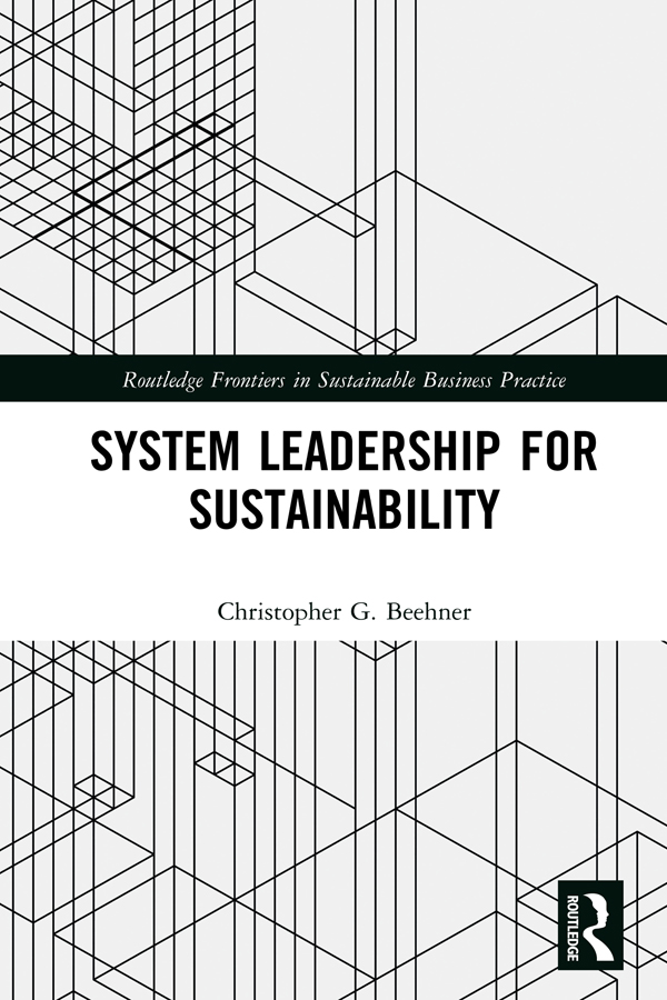 System Leadership for Sustainability