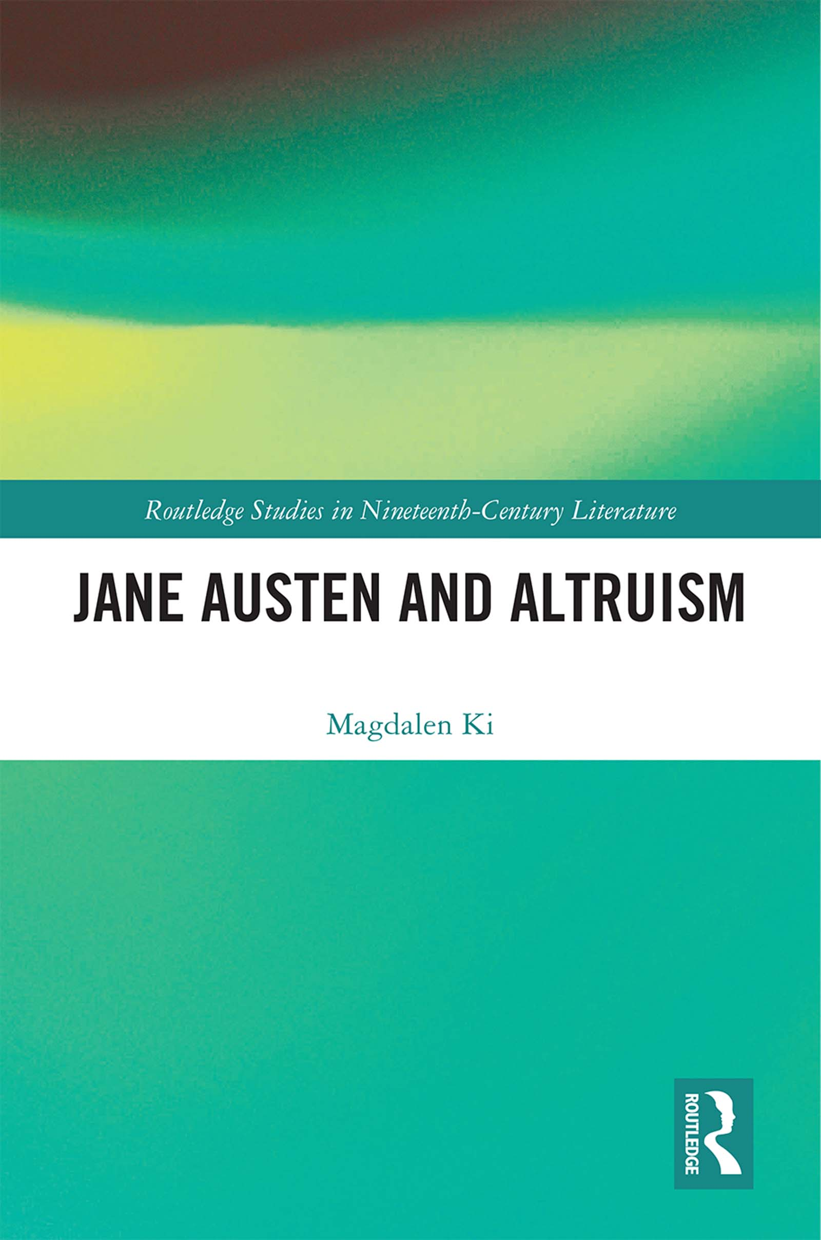 Jane Austen and Altruism book cover