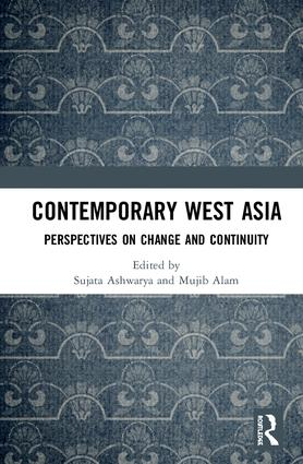 Contemporary West Asia: Perspectives on Change and Continuity book cover