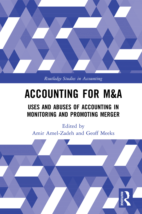 An early                                 attempt to use accounting data to estimate the impact of M&A on                                 financial performance                            1