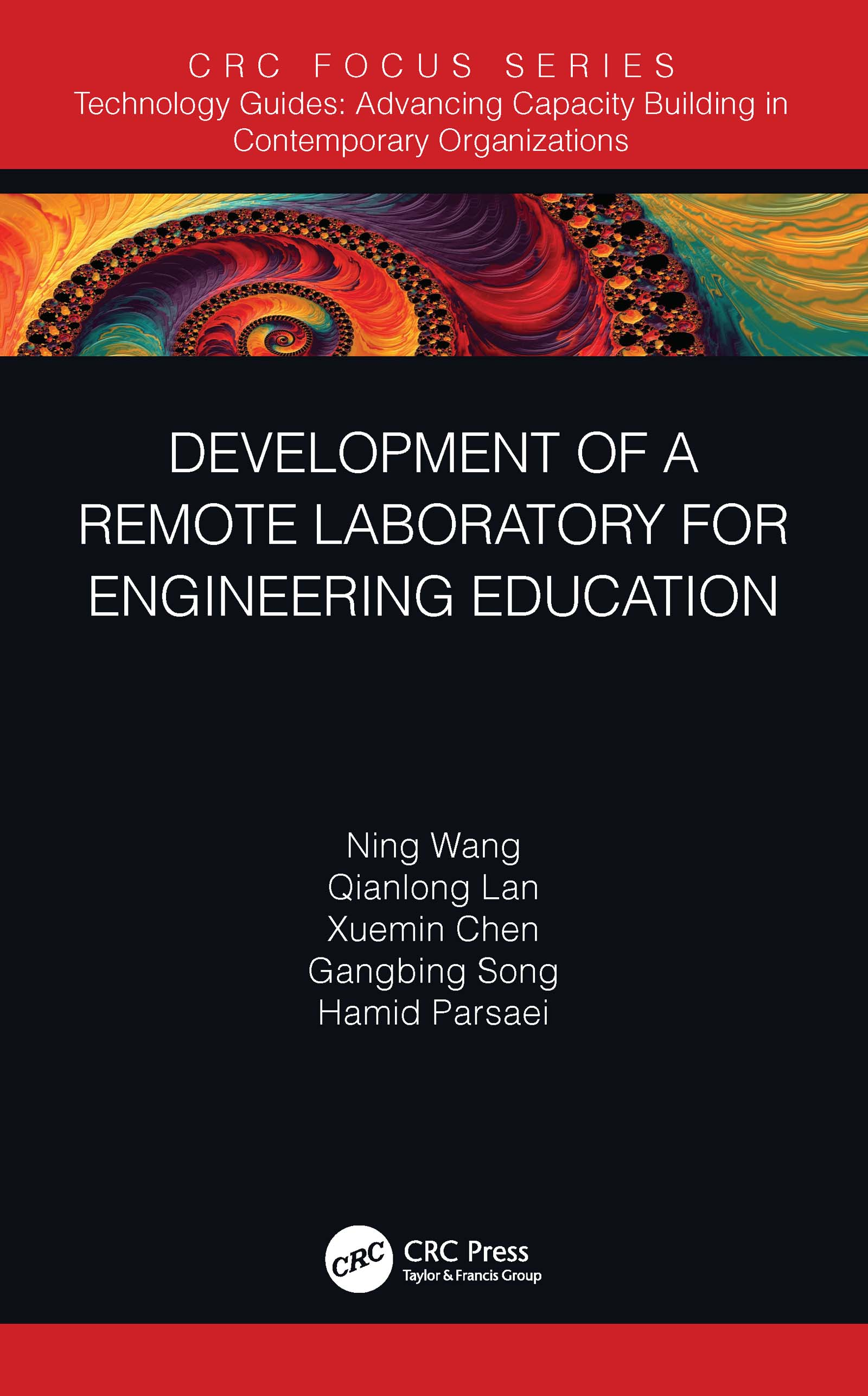 Development of a Remote Laboratory for Engineering Education book cover
