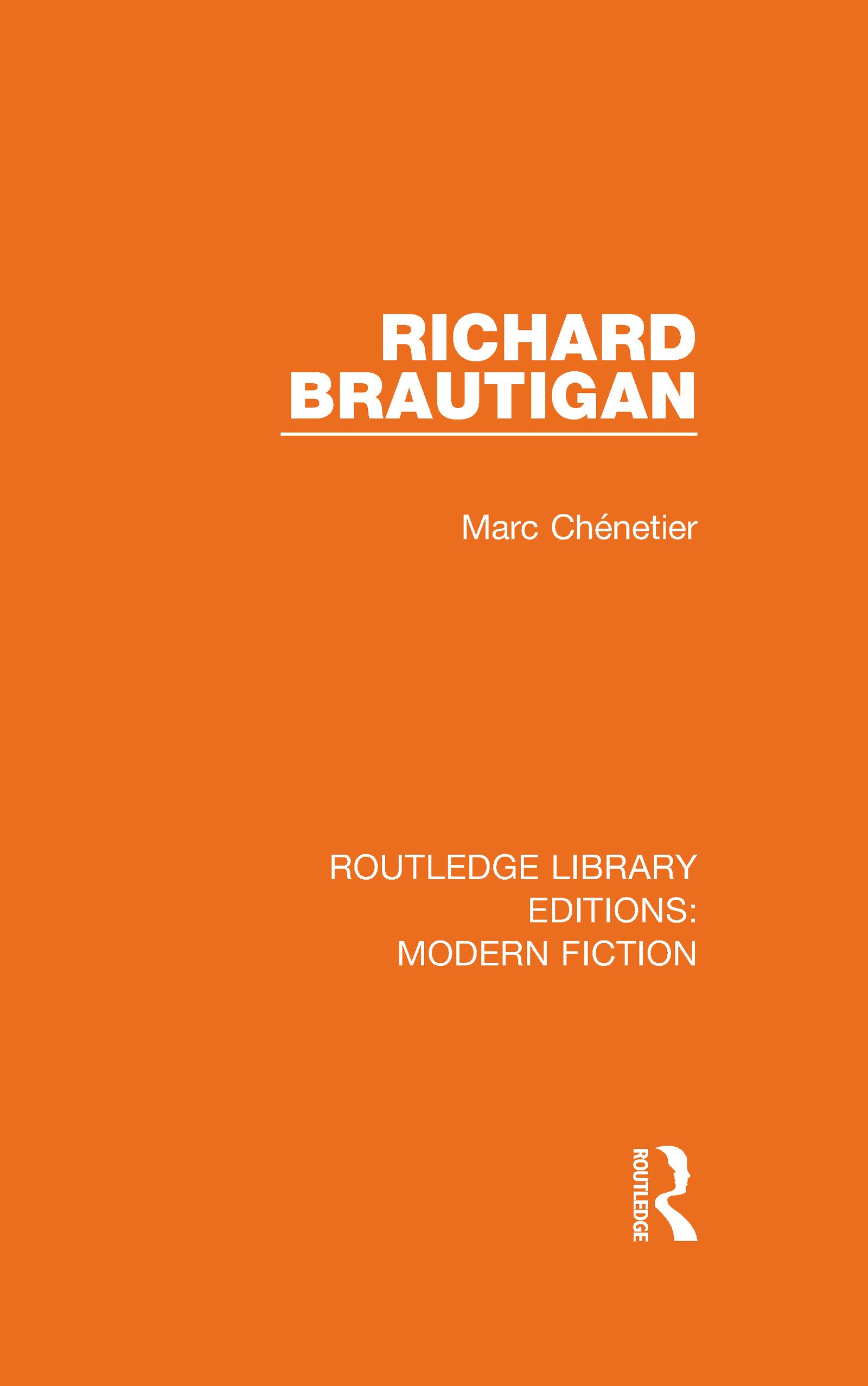 Richard Brautigan