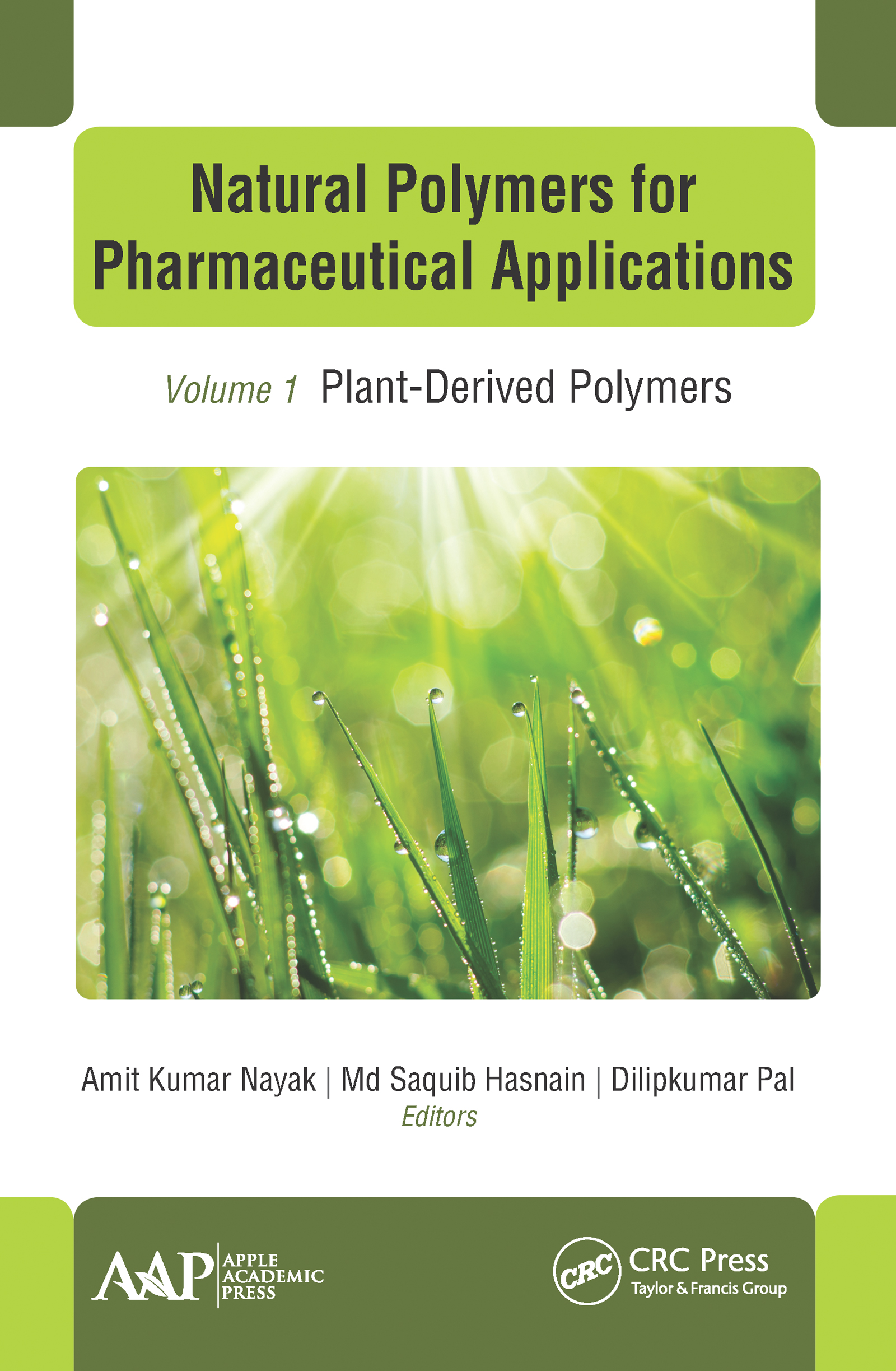 Natural Polymers for Pharmaceutical Applications
