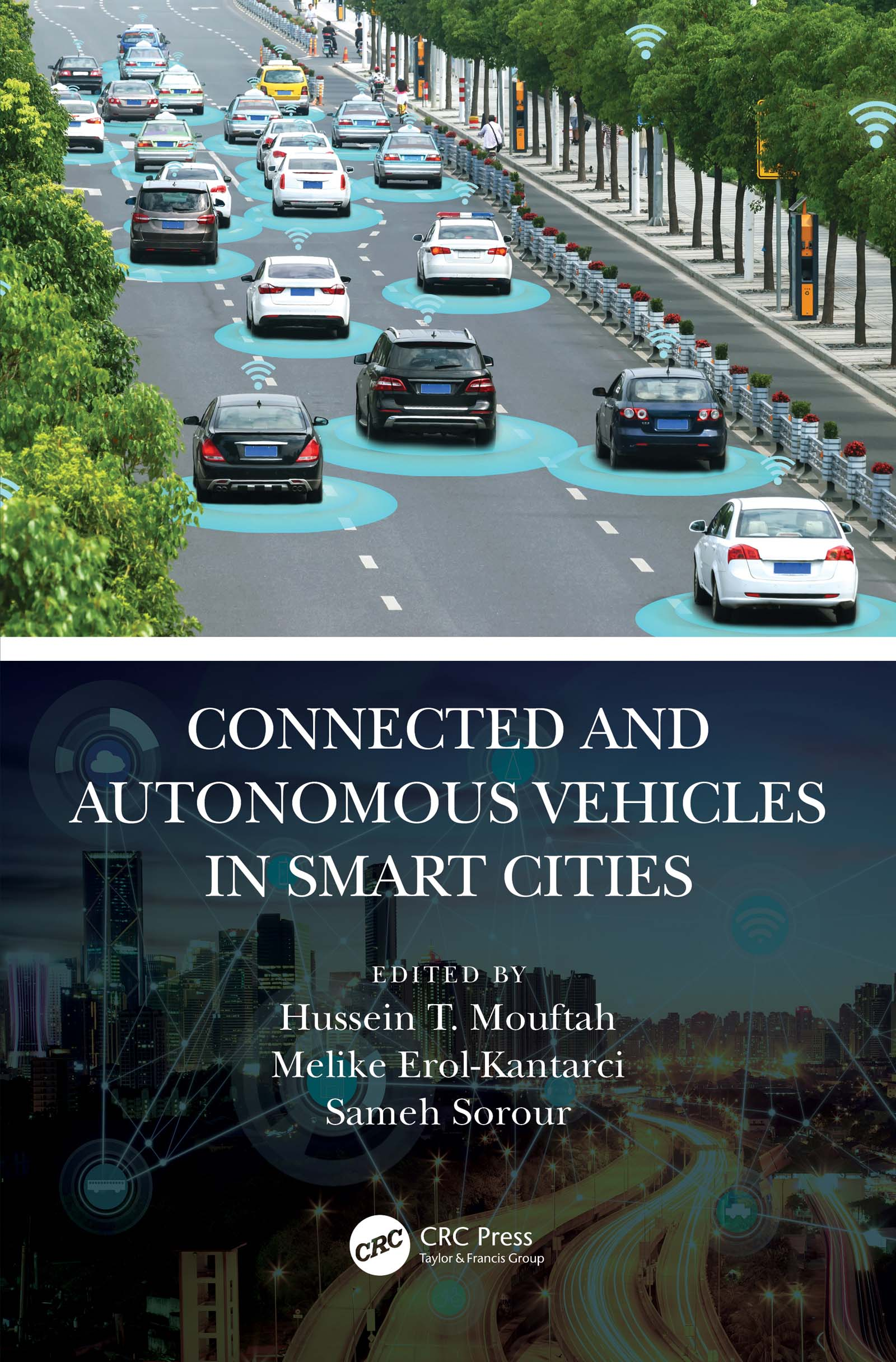 Connected and Autonomous Vehicles in Smart Cities