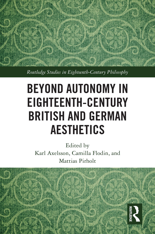 Aesthetic Autonomy Is Not the Autonomy of Art