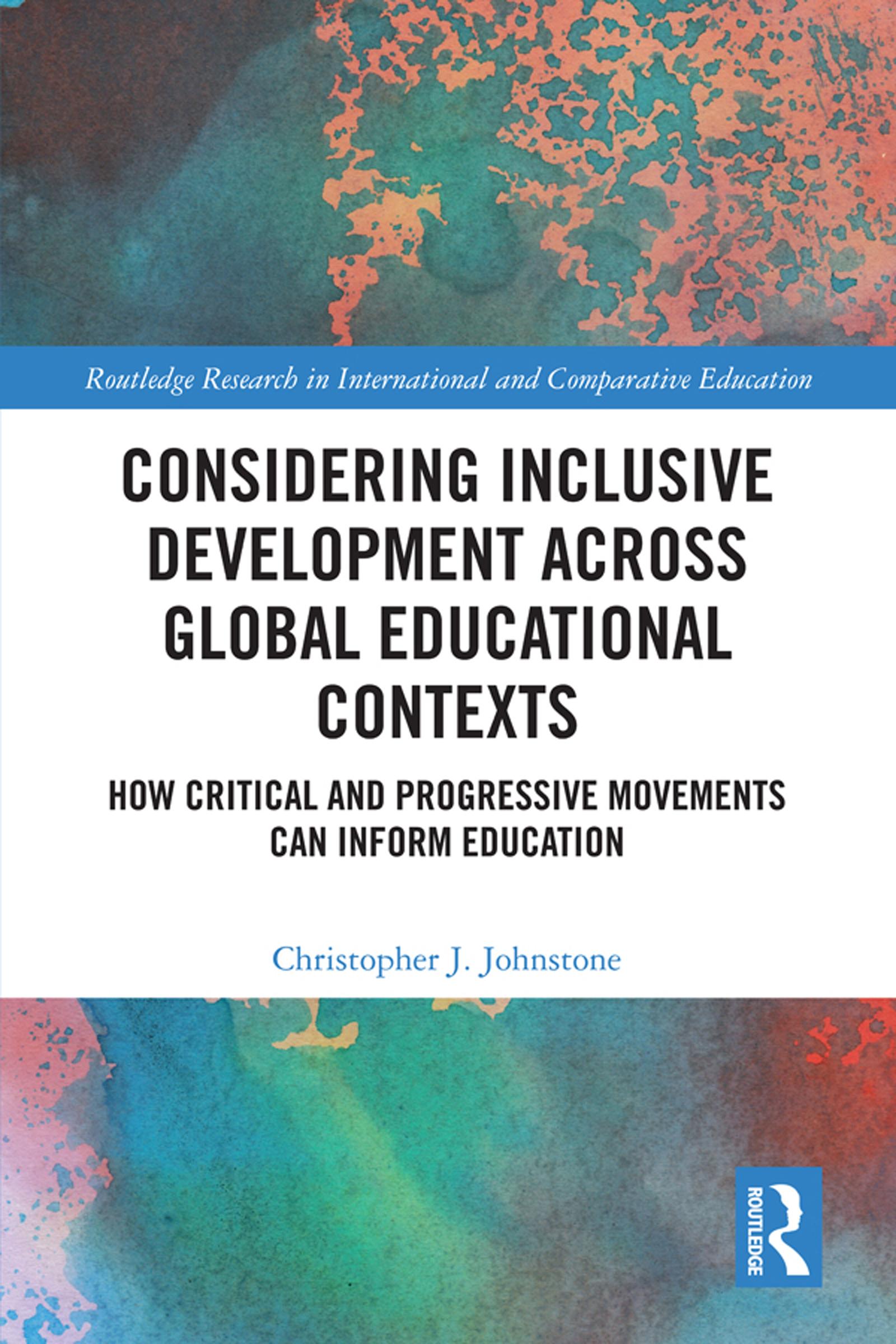 Considering Inclusive Development across Global Educational Contexts