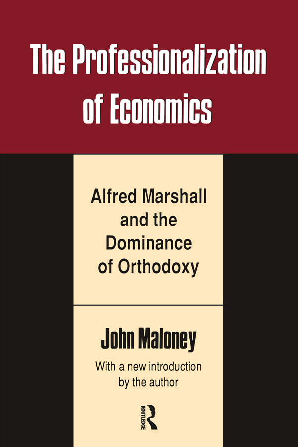 Two economic outsiders: Macleod and Crozier