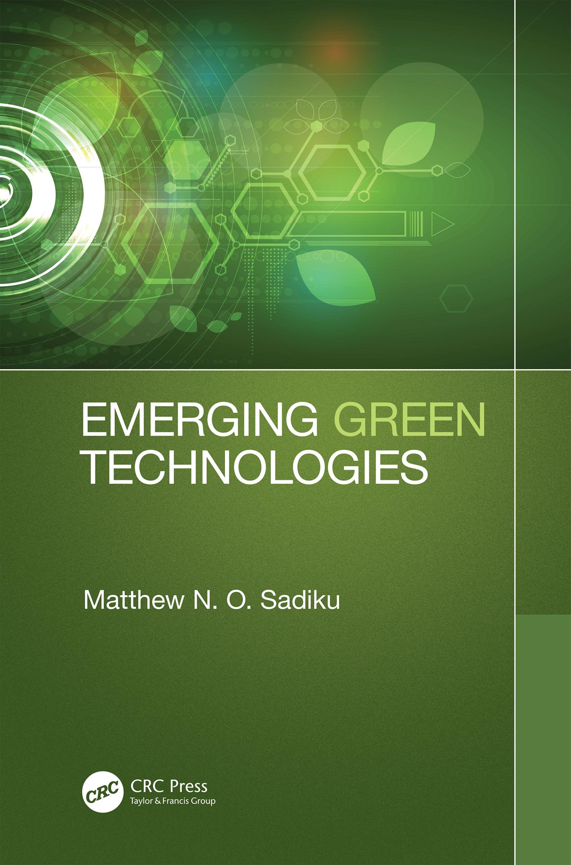 Emerging Green Technologies