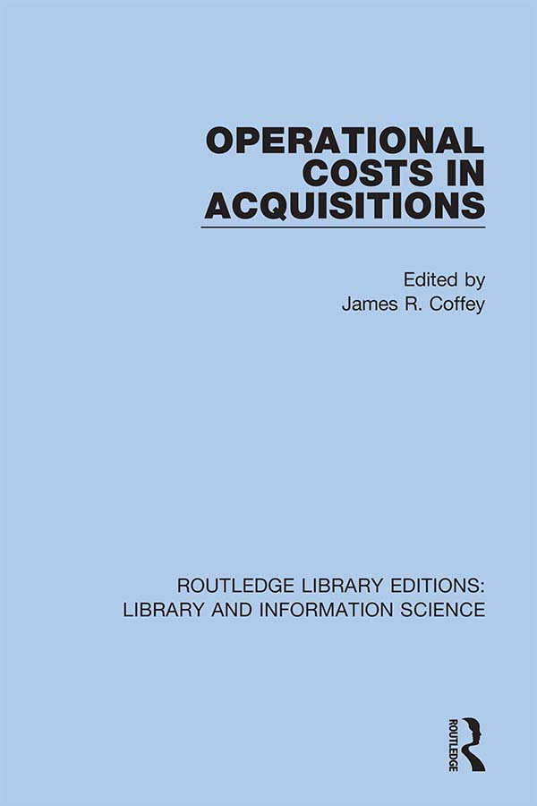 Operational Costs in Acquisitions