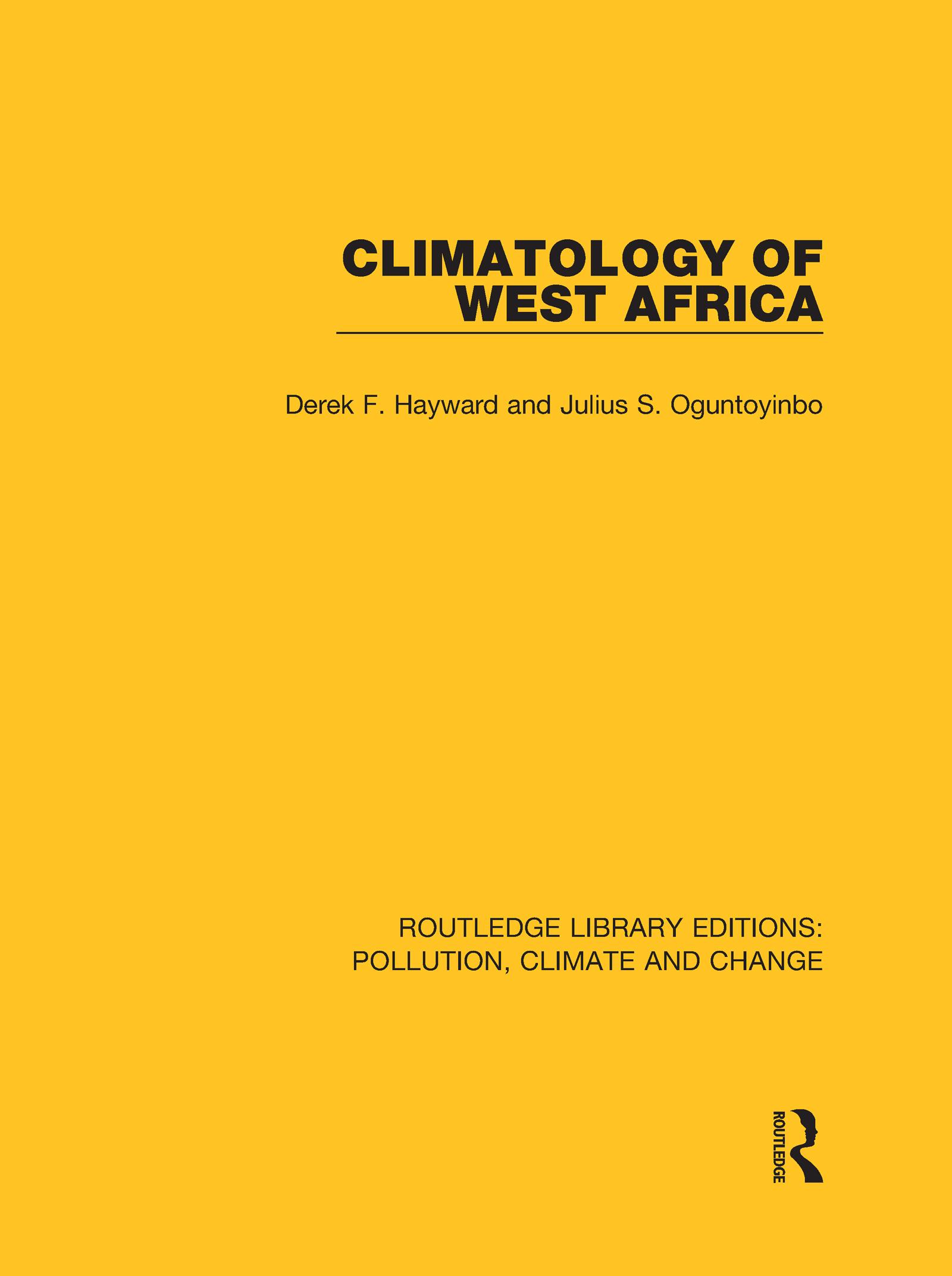 Climatology of West Africa