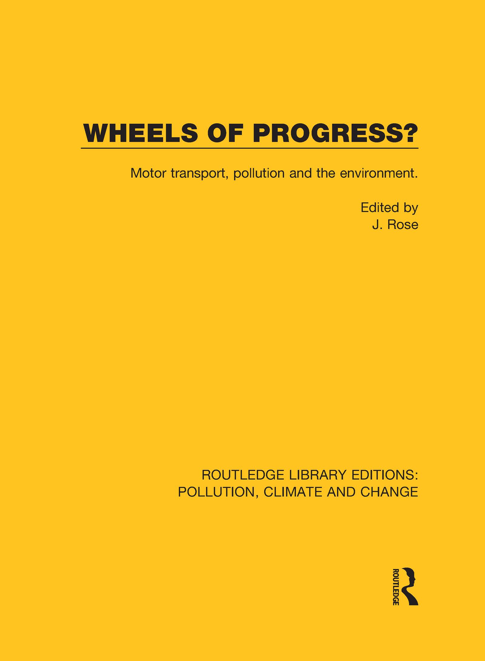 Wheels of Progress?