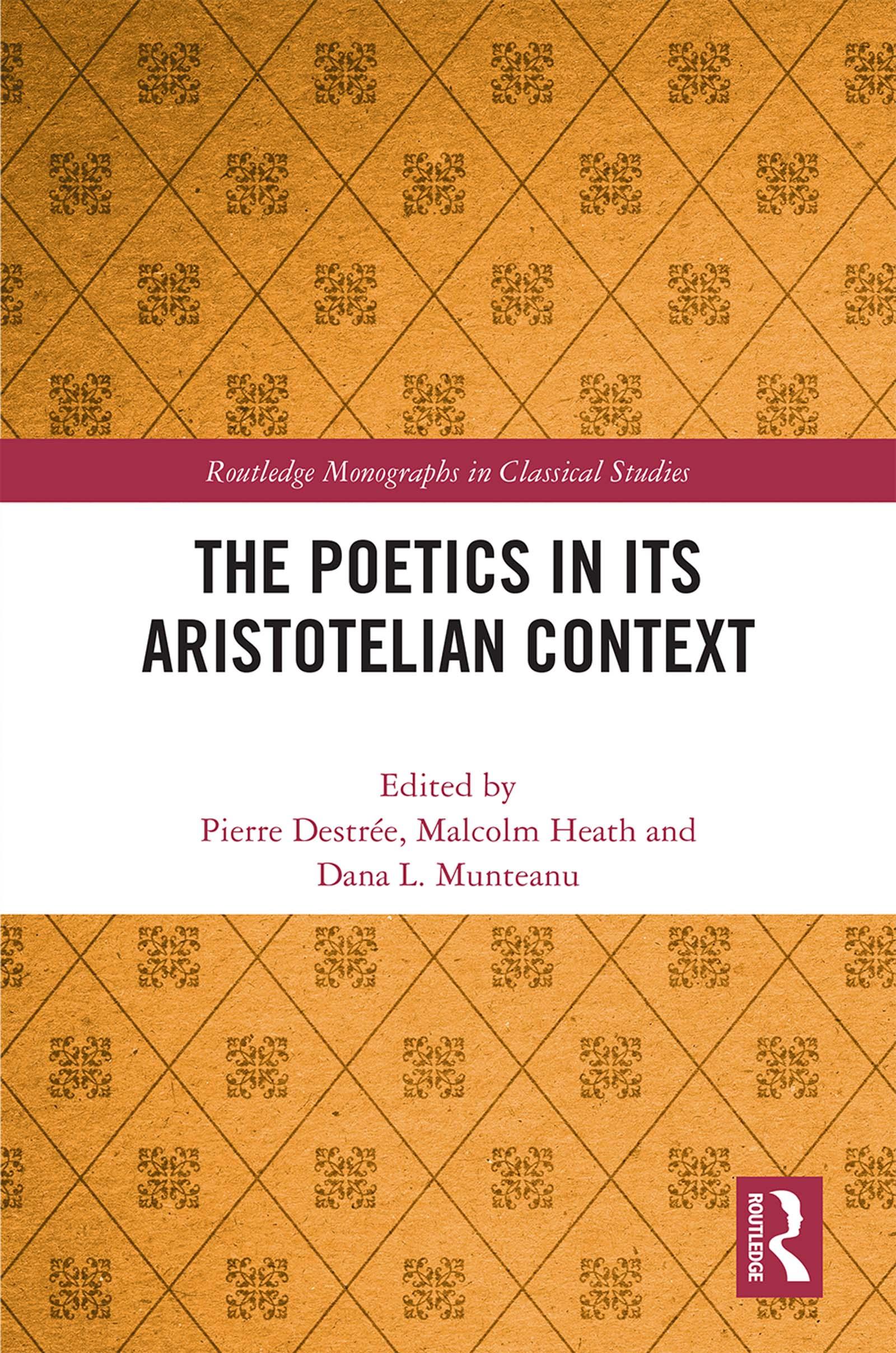 The Poetics in its Aristotelian Context