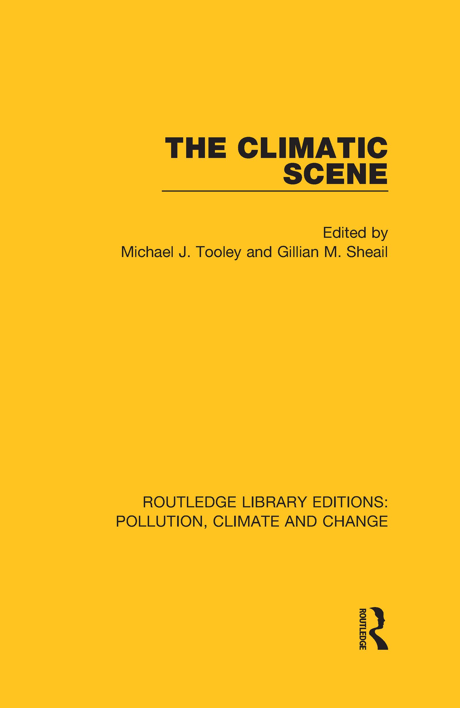 The Climatic Scene