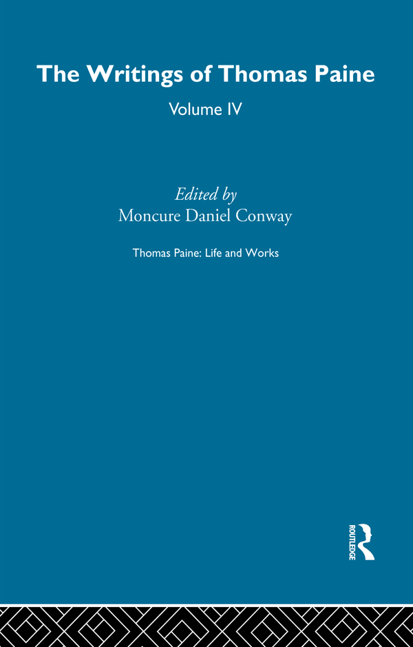 Thomas Paine: Life and Works