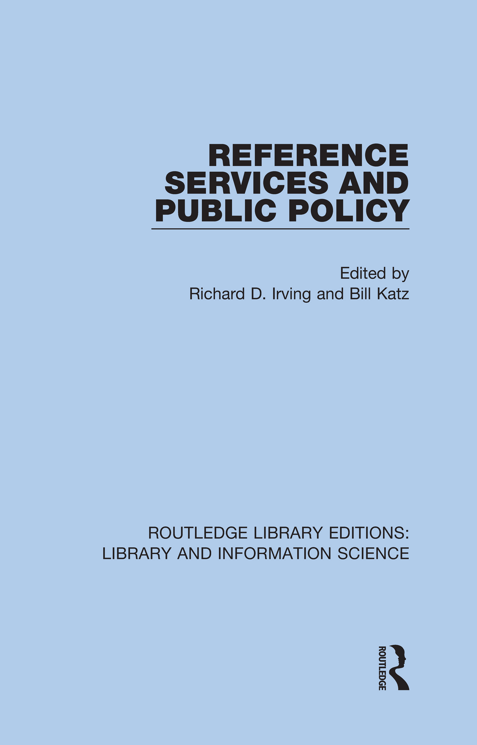 Reference Services and Public Policy