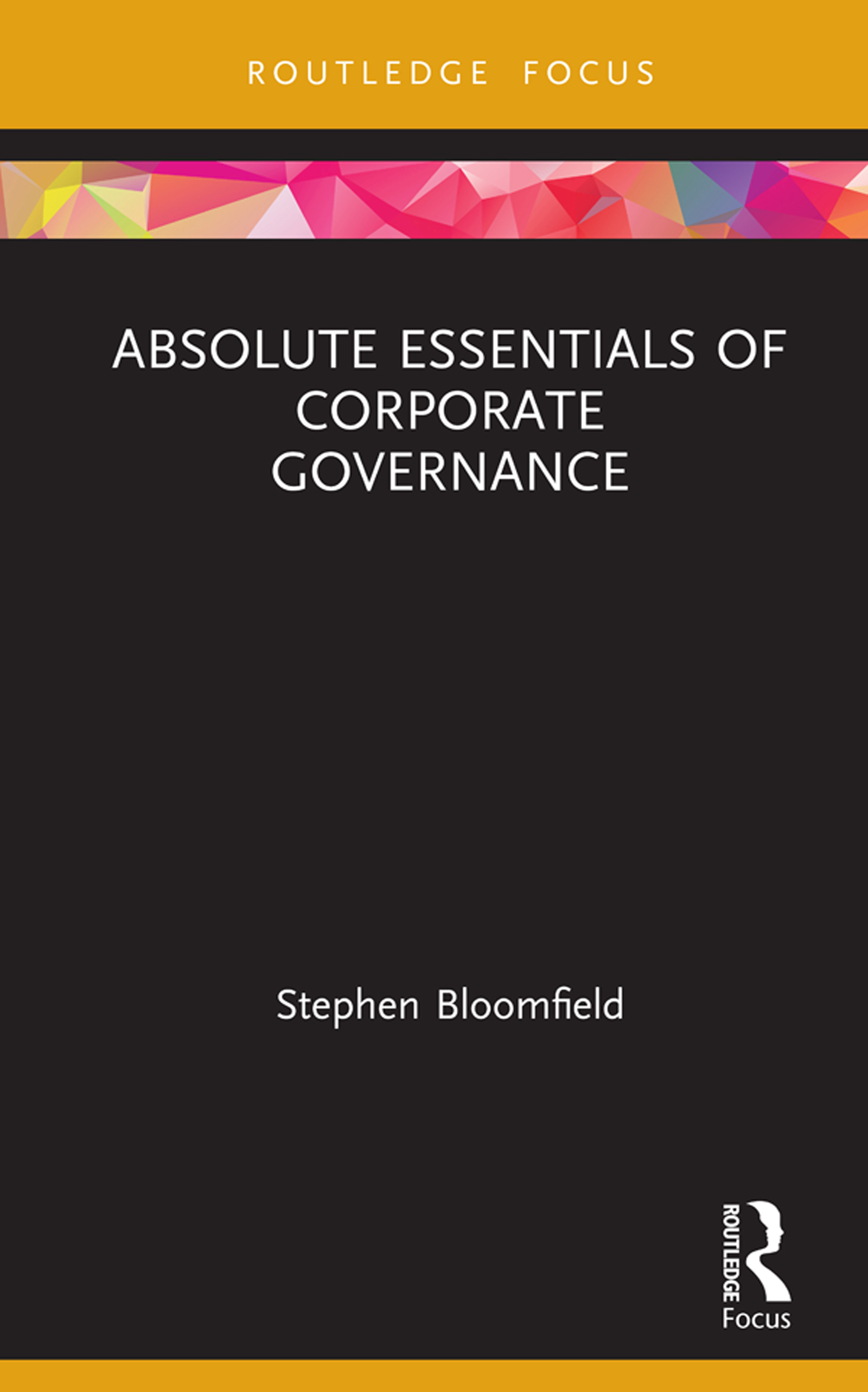 A brief history of corporate governance
