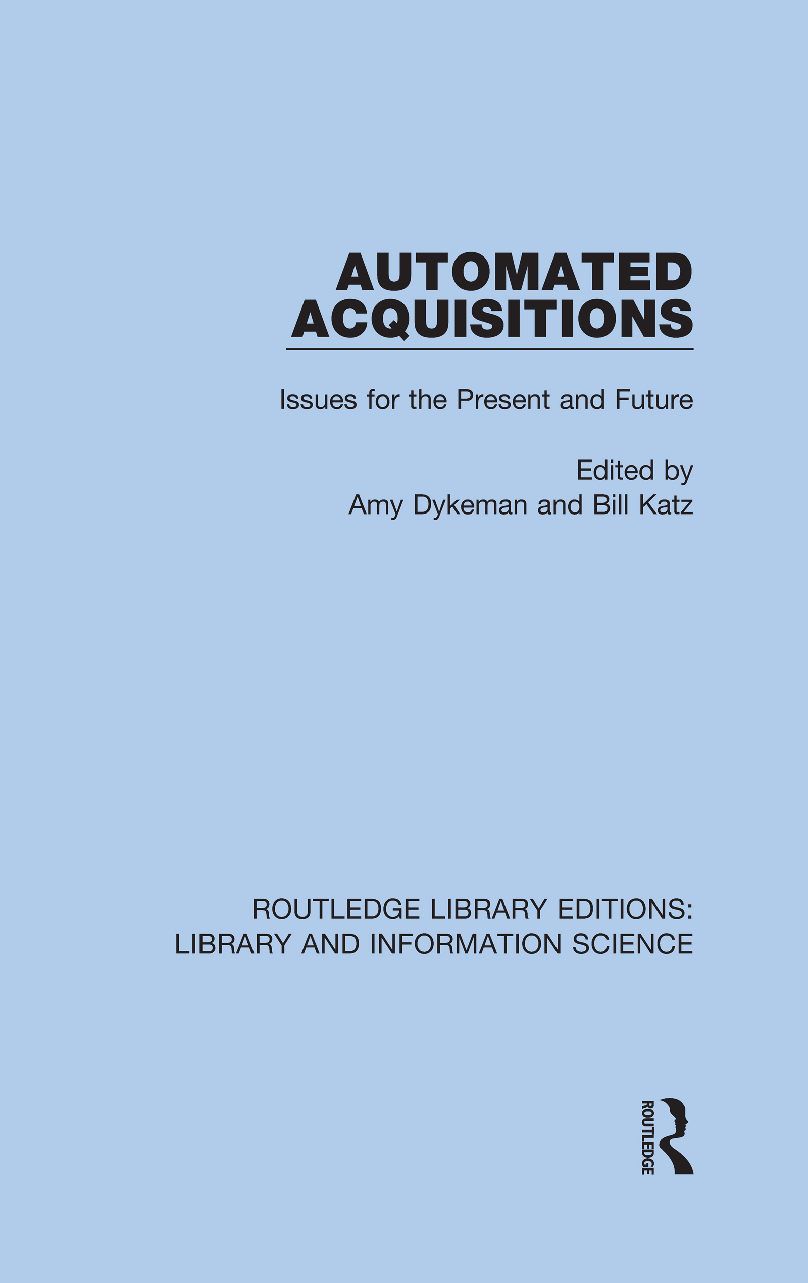 Automated Acquisitions