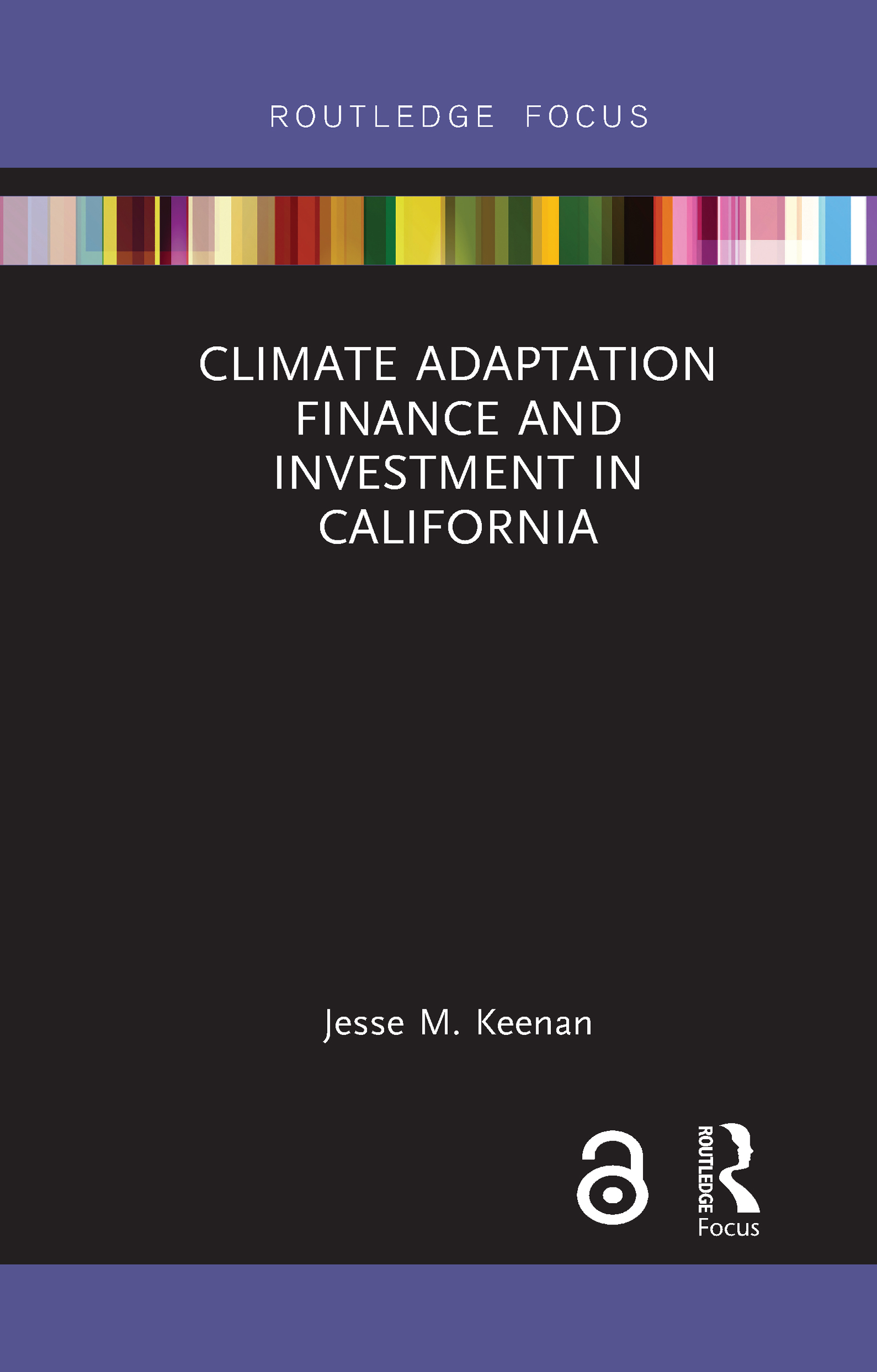 Climate Adaptation Finance and Investment in California