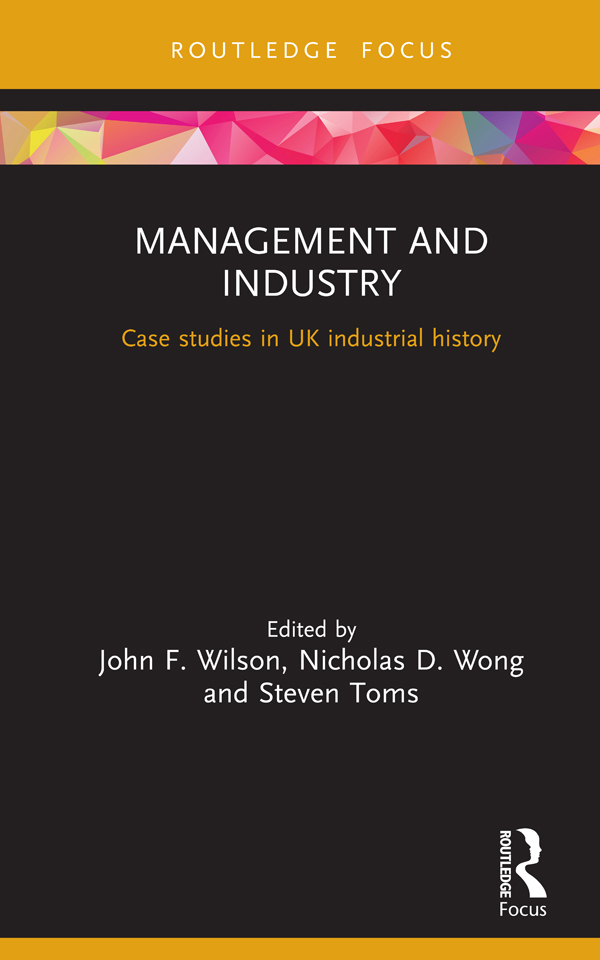 Management and Industry