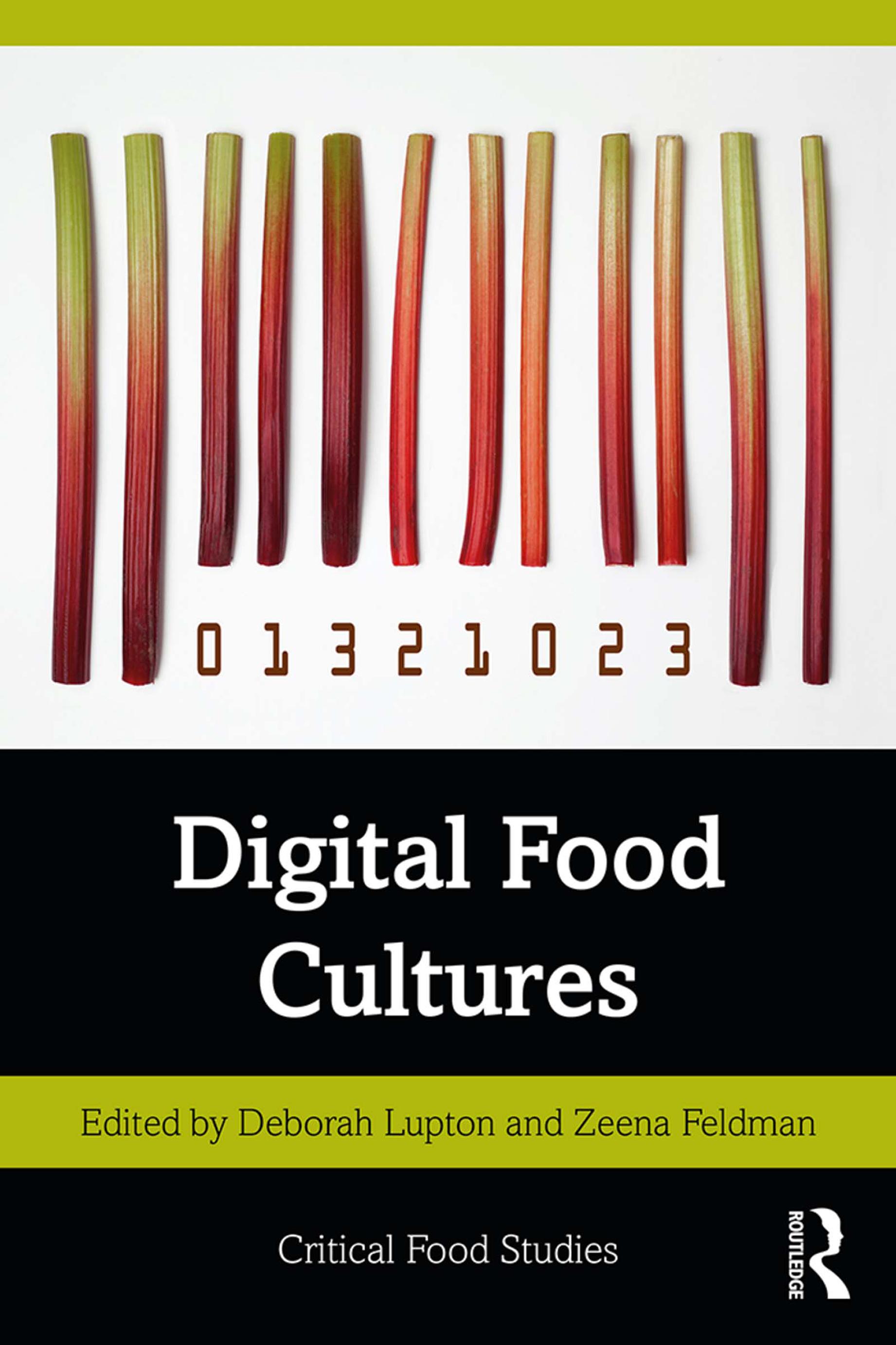 Digital Food Cultures book cover
