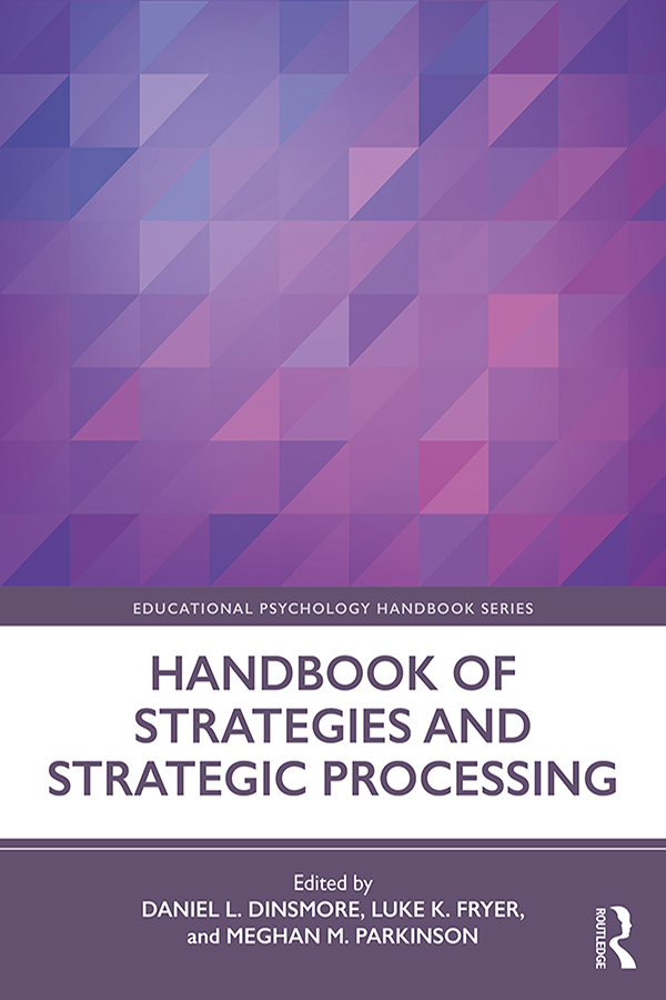 Strategic Processing in History and Historical Strategy Instruction