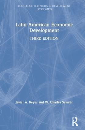 Latin American Economic Development book cover